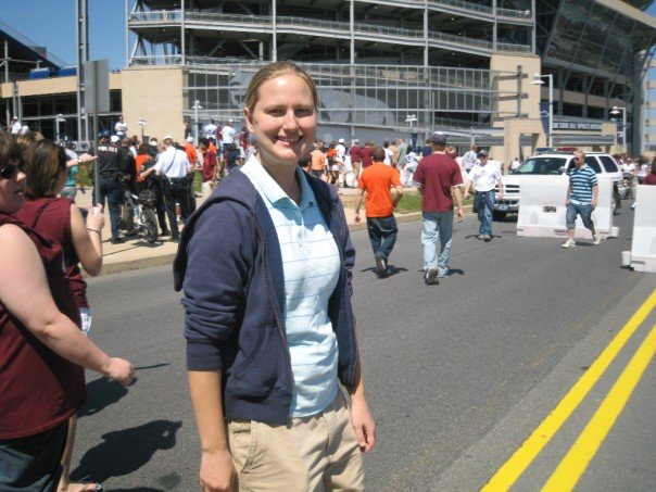 Walk Down Memory Lane; A to Z Moments during Undergraduate at Penn State