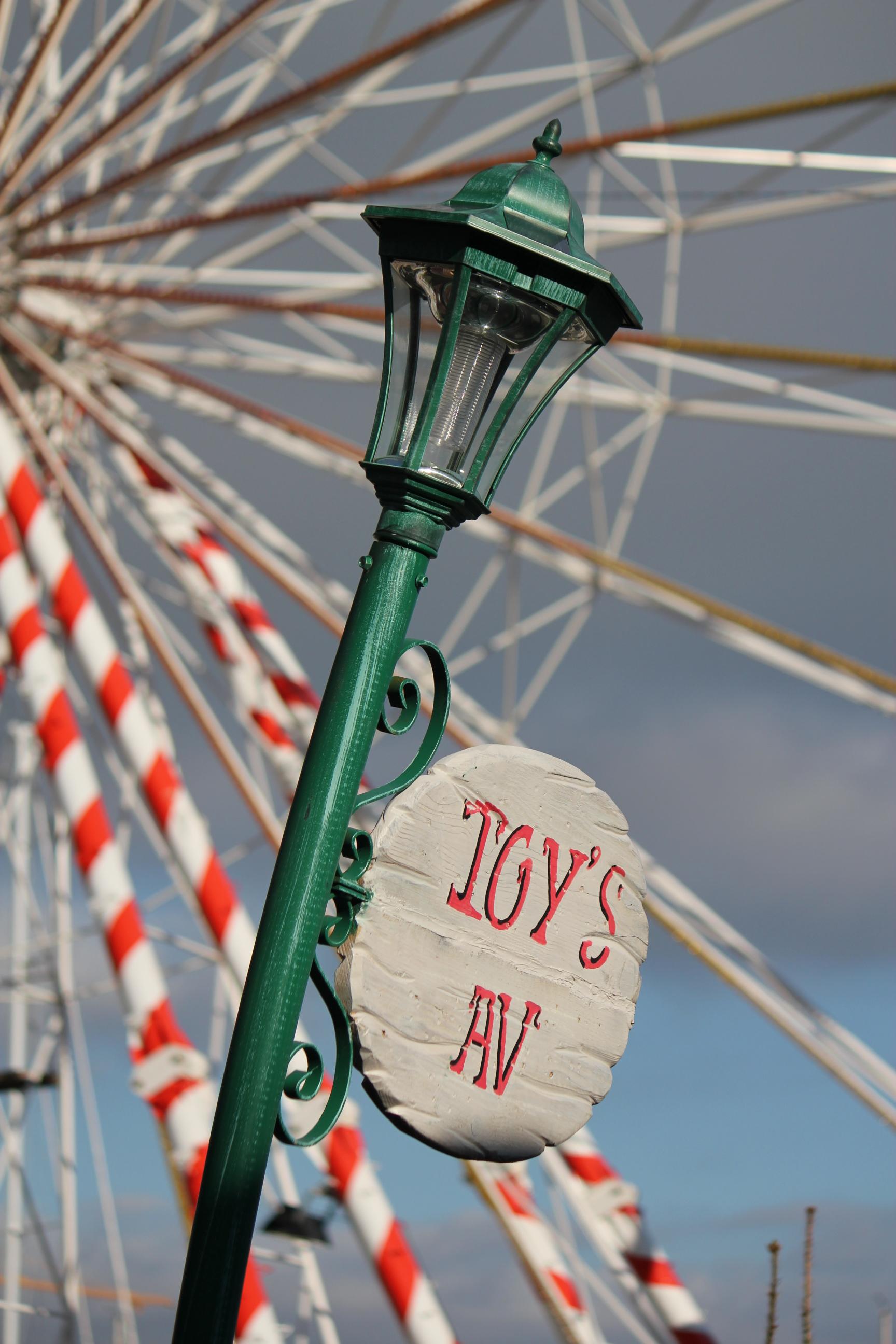 Toy's Avenue; Monte Carlo, Monaco; 2011