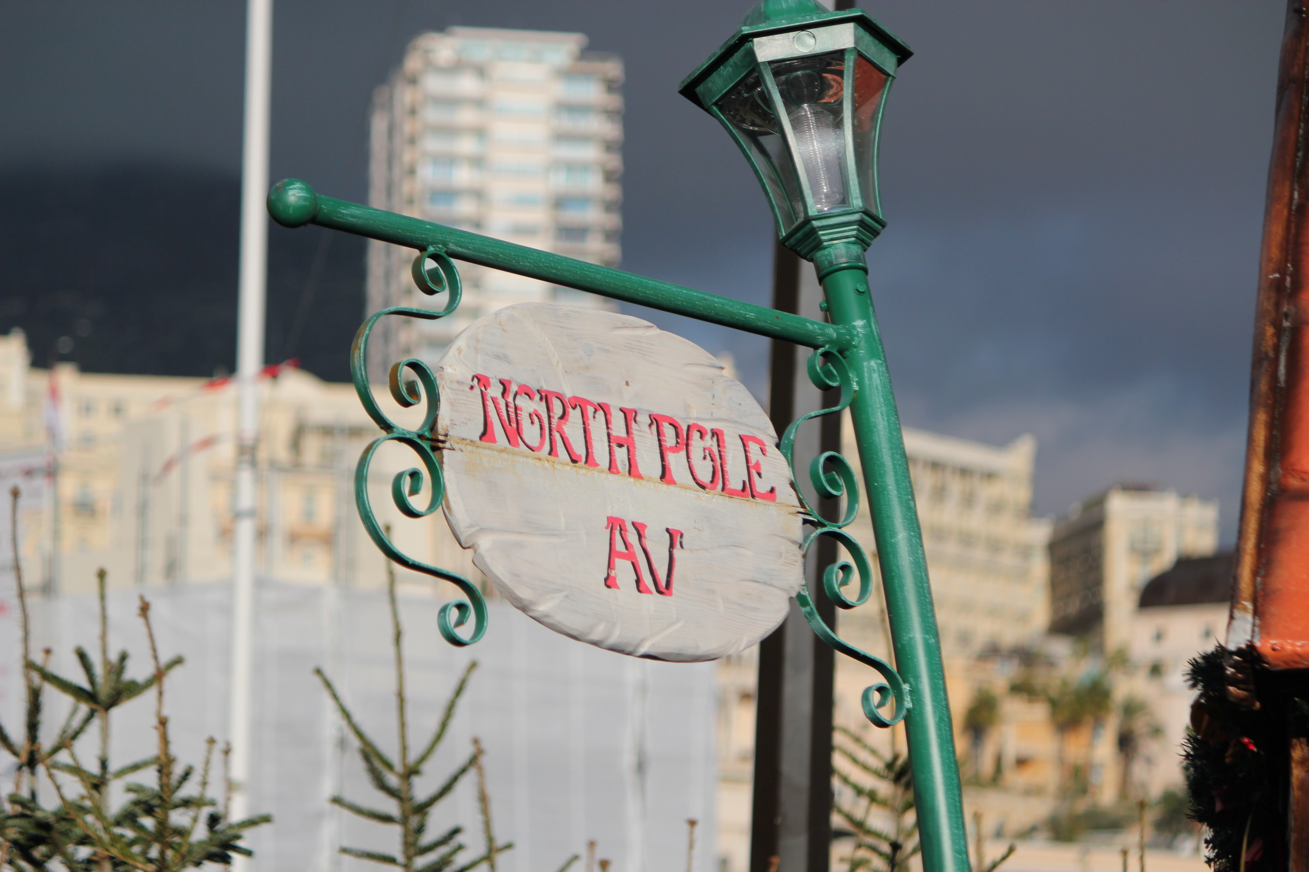 North Pole Avenue; Monte Carlo, Monaco; 2011