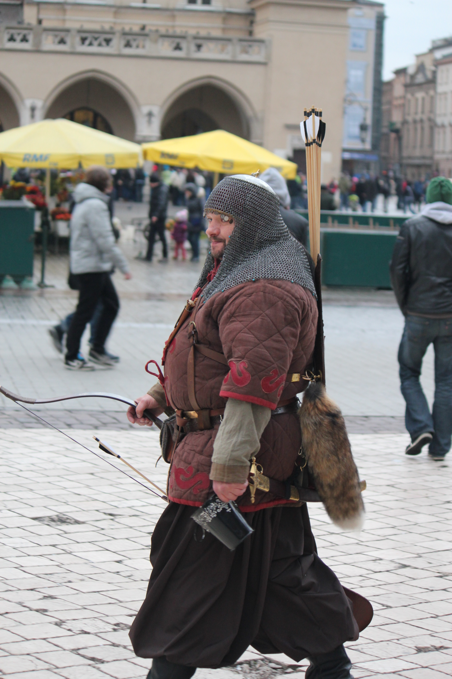 Squire; Krakow, Poland; 2011