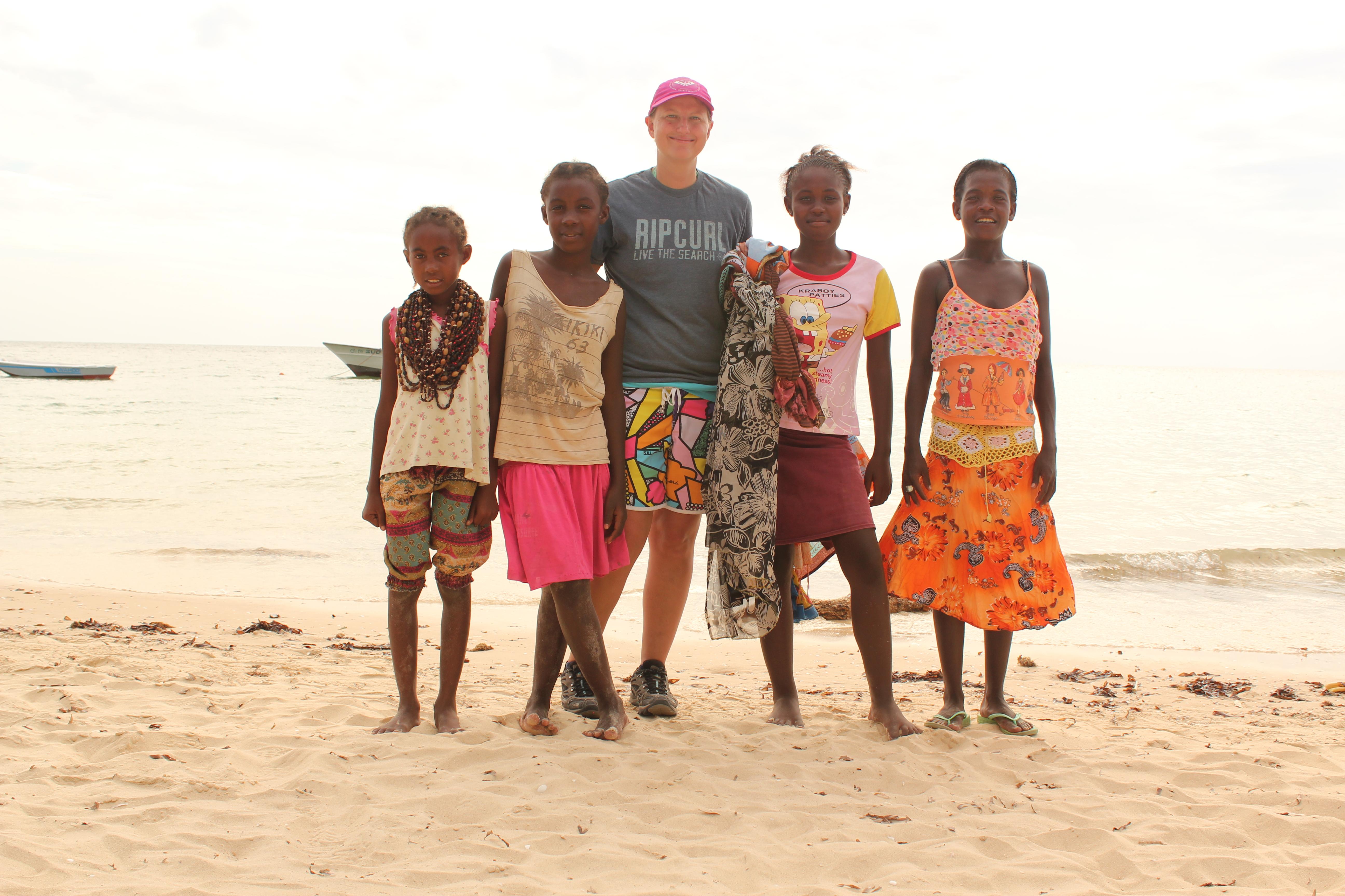 Kid Love; Ifaty, Madagascar; 2013