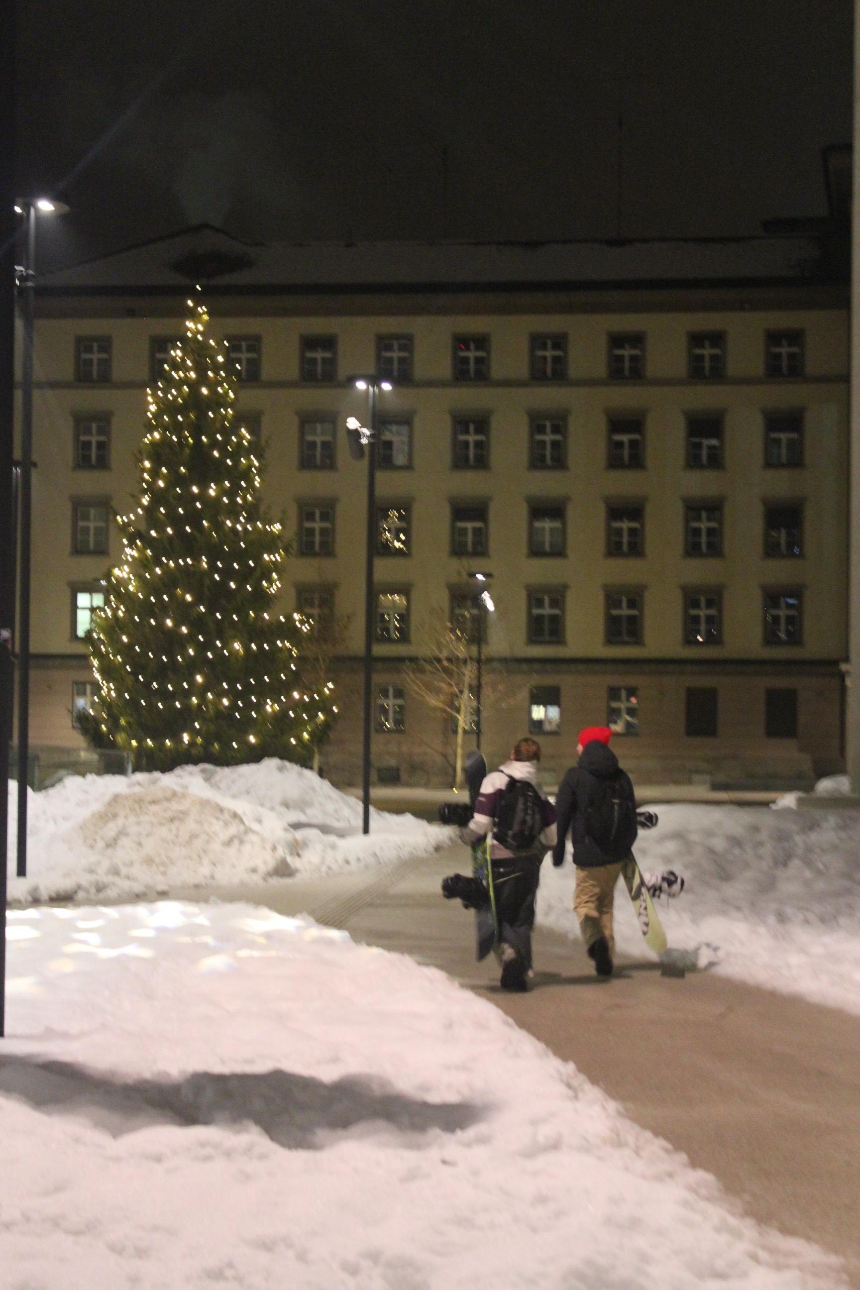 A Snowboarder's World; Innsbruck, Austria; 2012