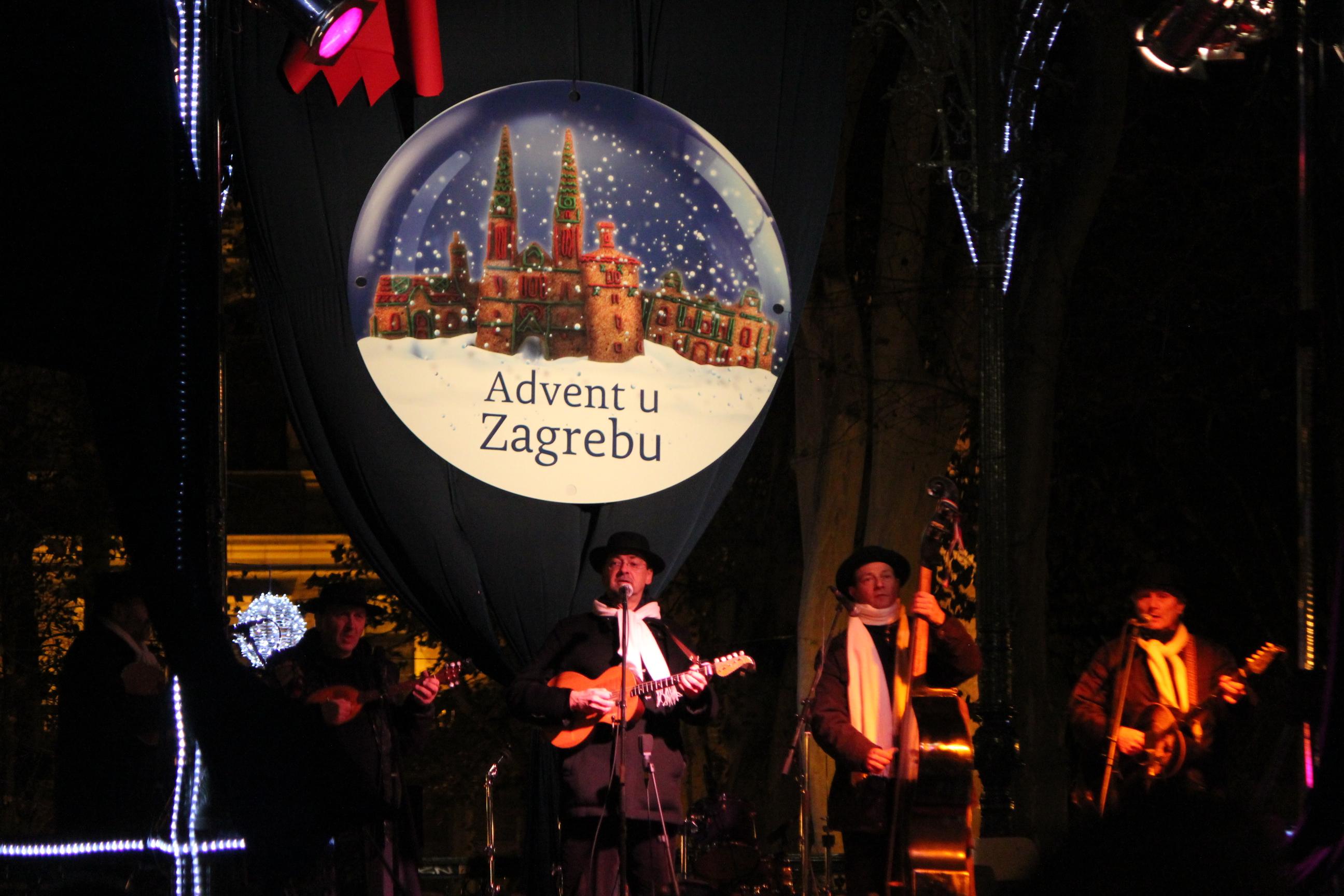 Local Traditional Band; Zagreb, Croatia; 2011