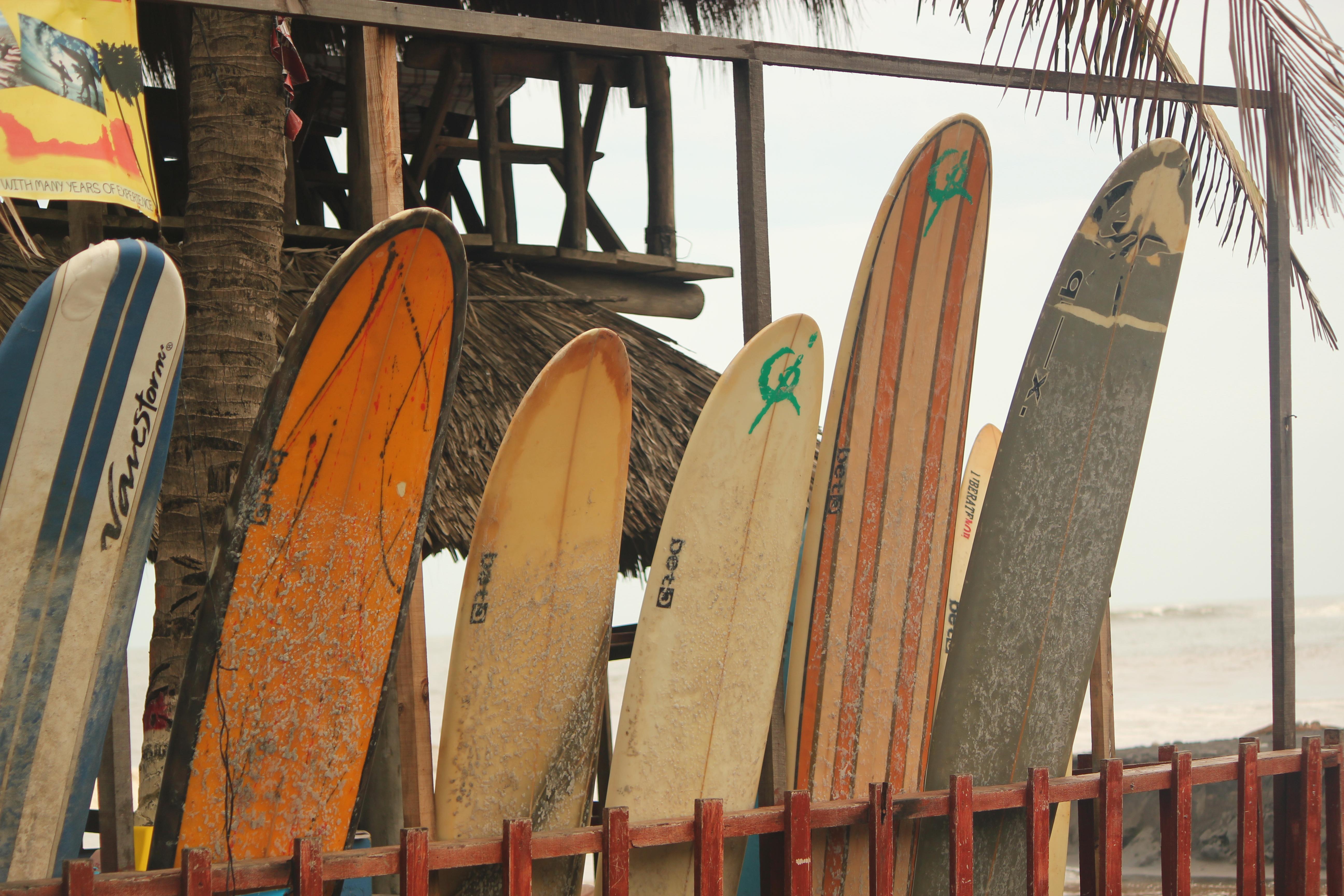 Surf Hub; El Tunco, El Salvador; 2013