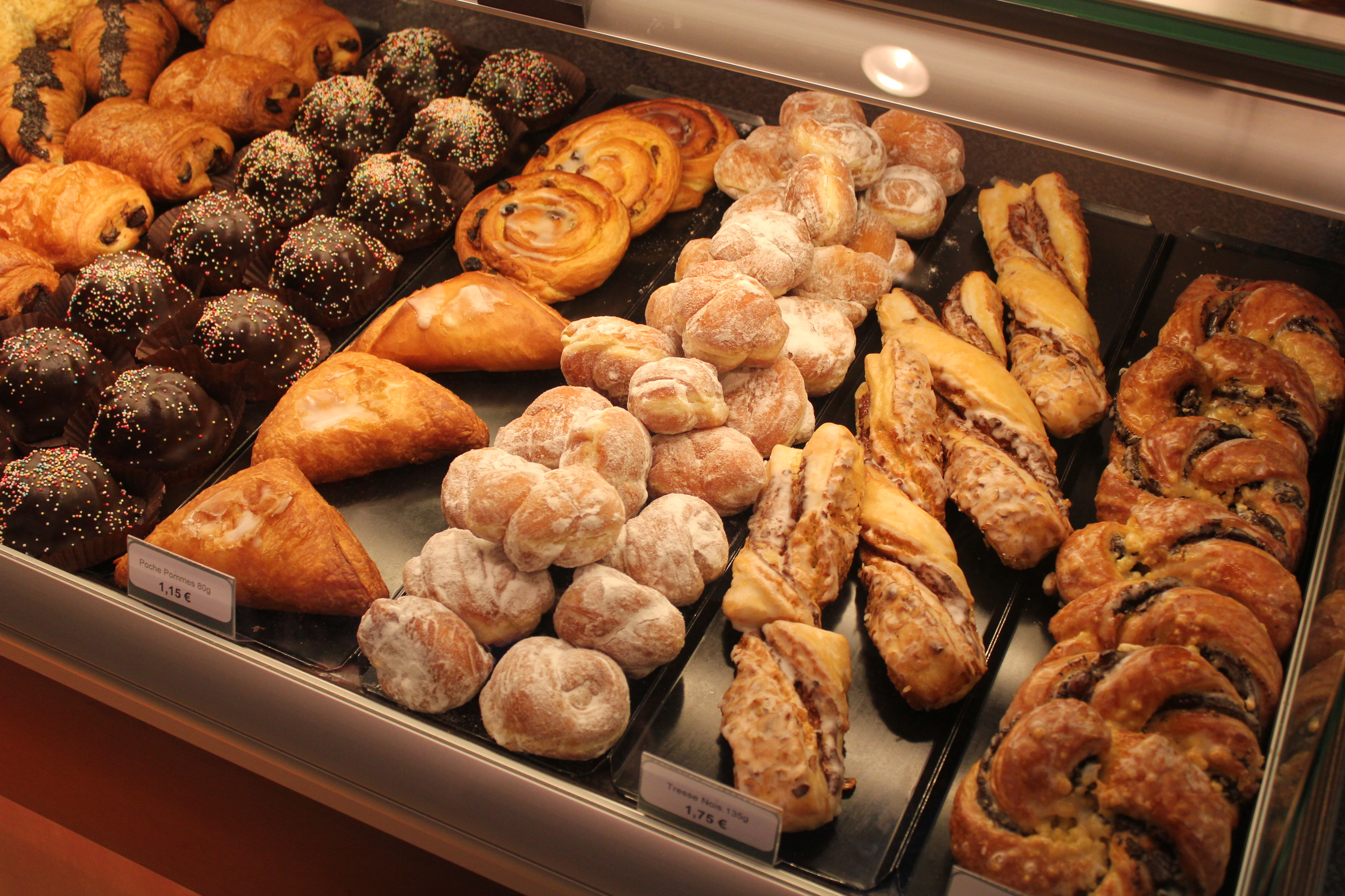 More Pastries; Luxembourg City, Luxembourg; 2012