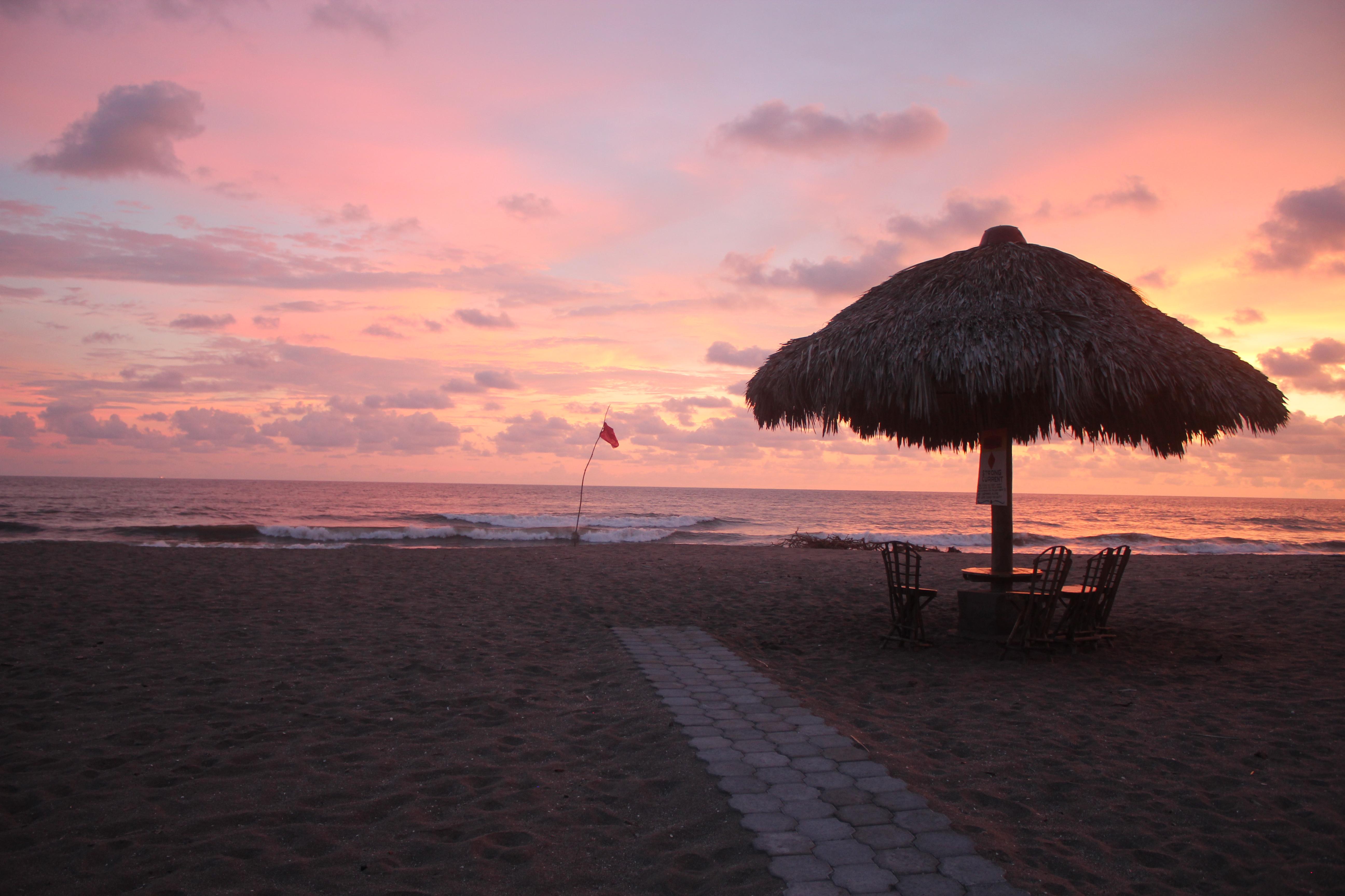 Memorizing Sunset; Isla Los Brasiles, Nicaragua; 2013