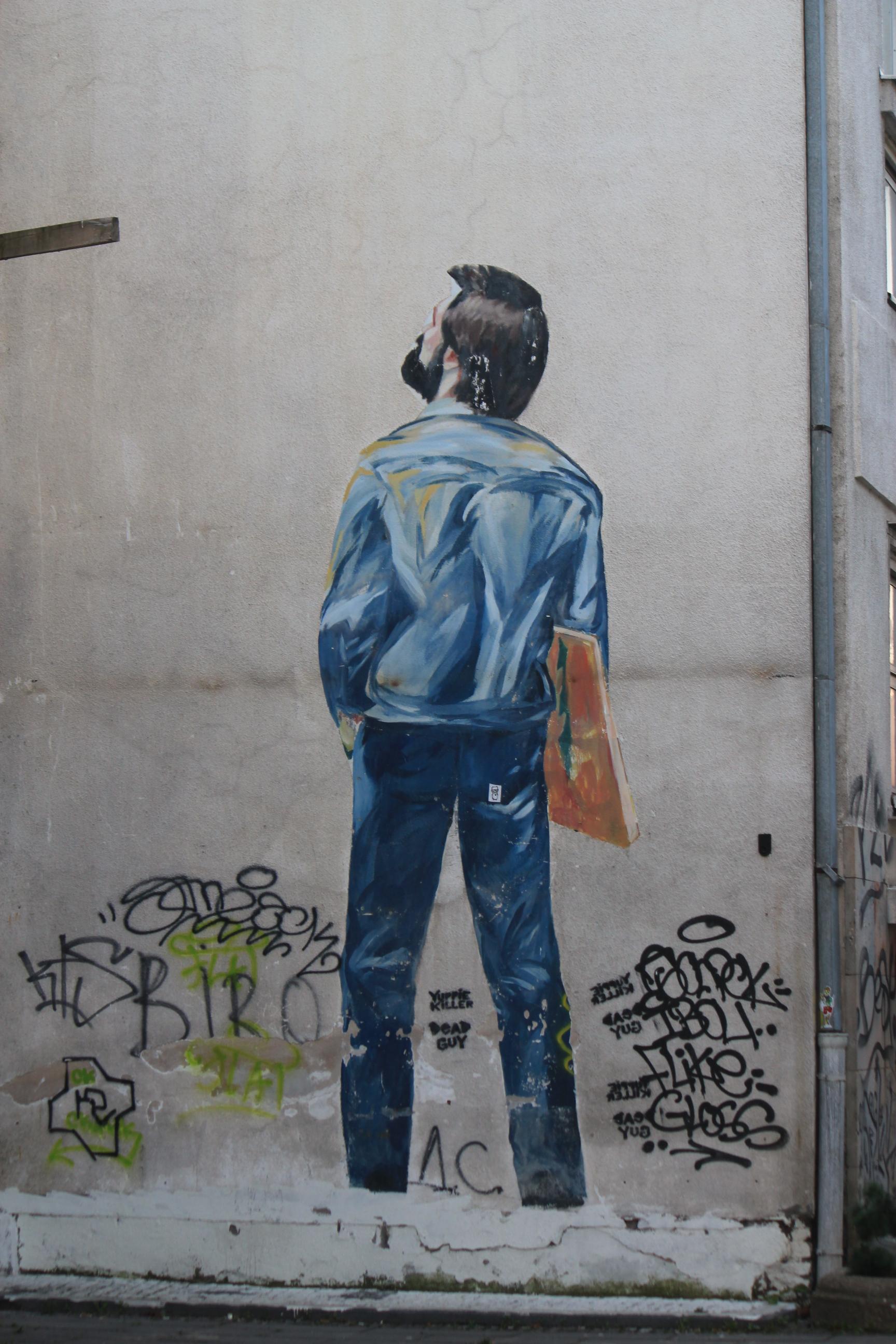 Graffiti; Belgrade, Serbia; 2011
