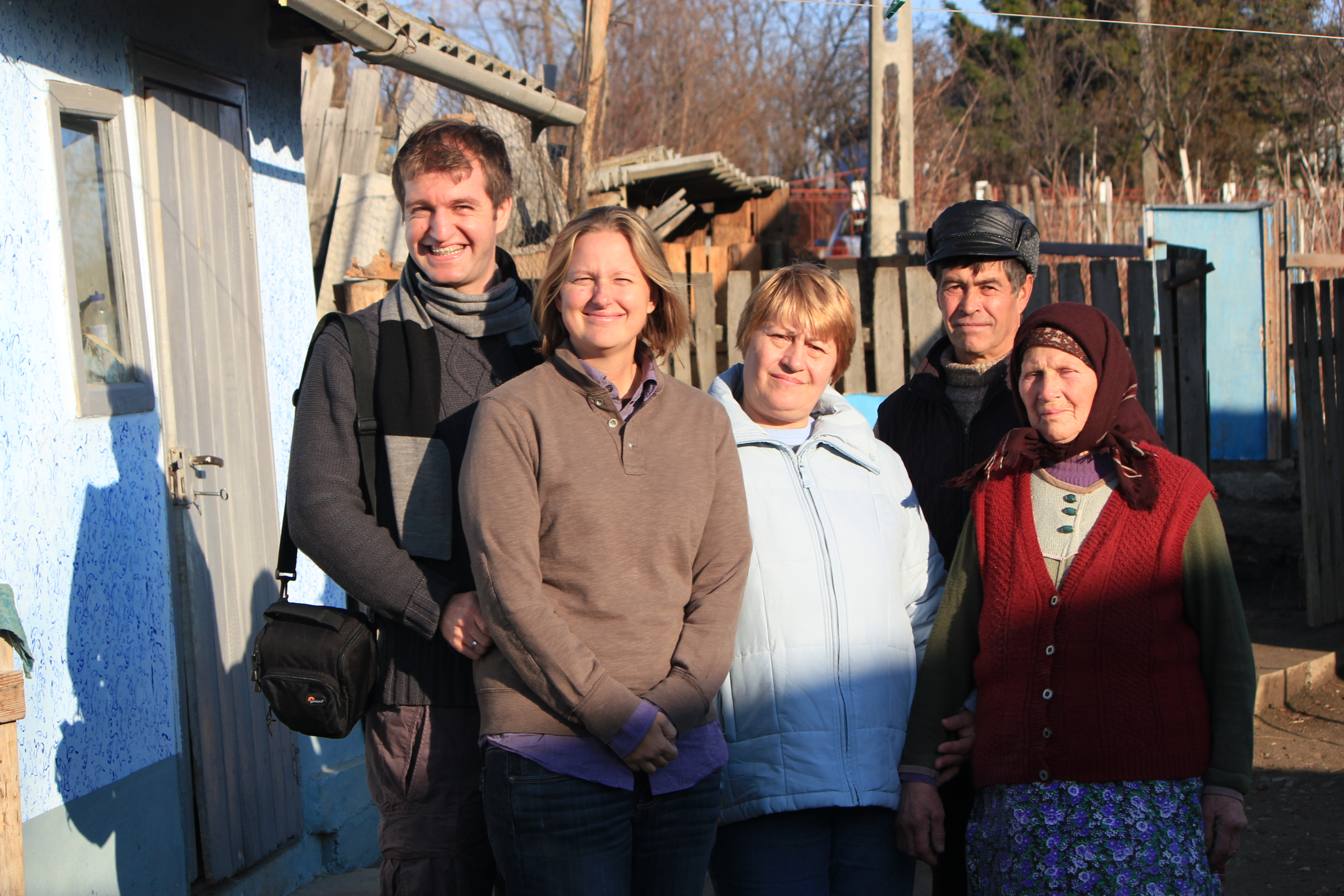 The Group; Romania; 2011