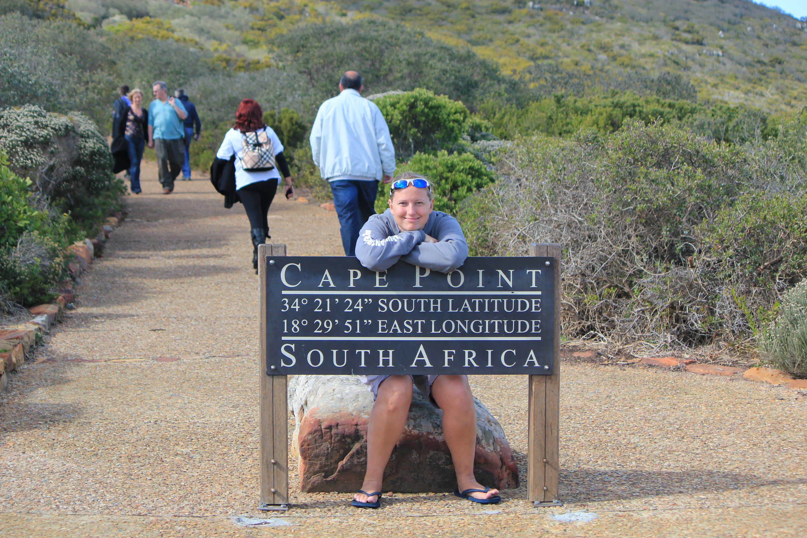 Cape Point, South Africa; 2011