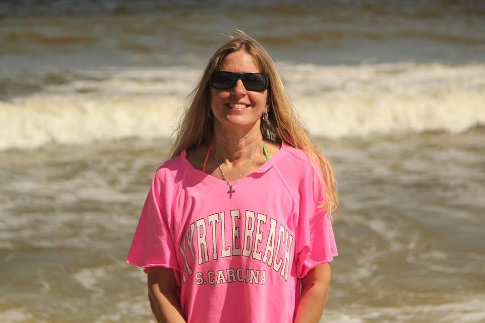 Maggie at the Beach; Myrtle Beach, SC; 2013