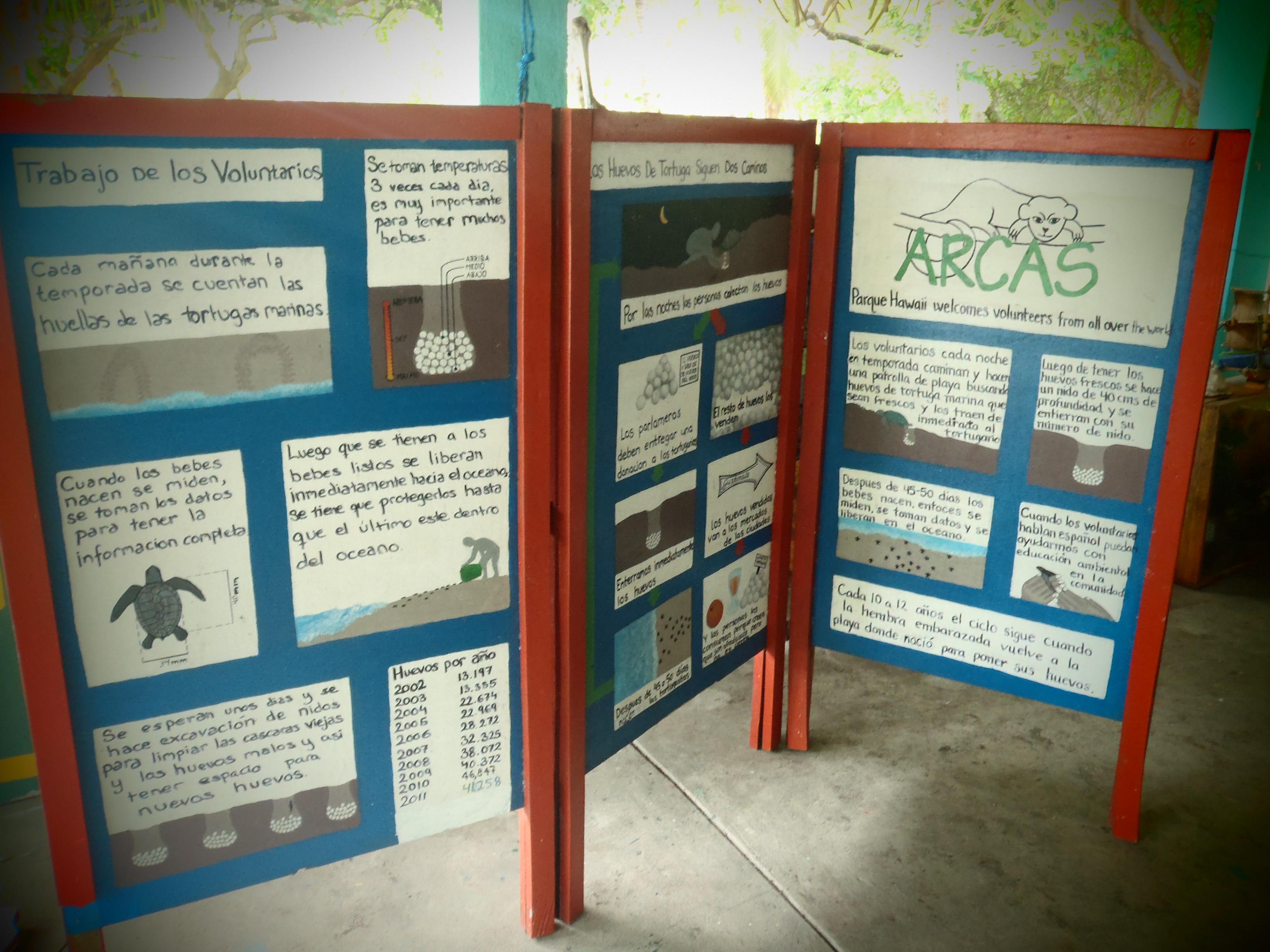 ARCAS Background; Montericco, Guatemala; 2013