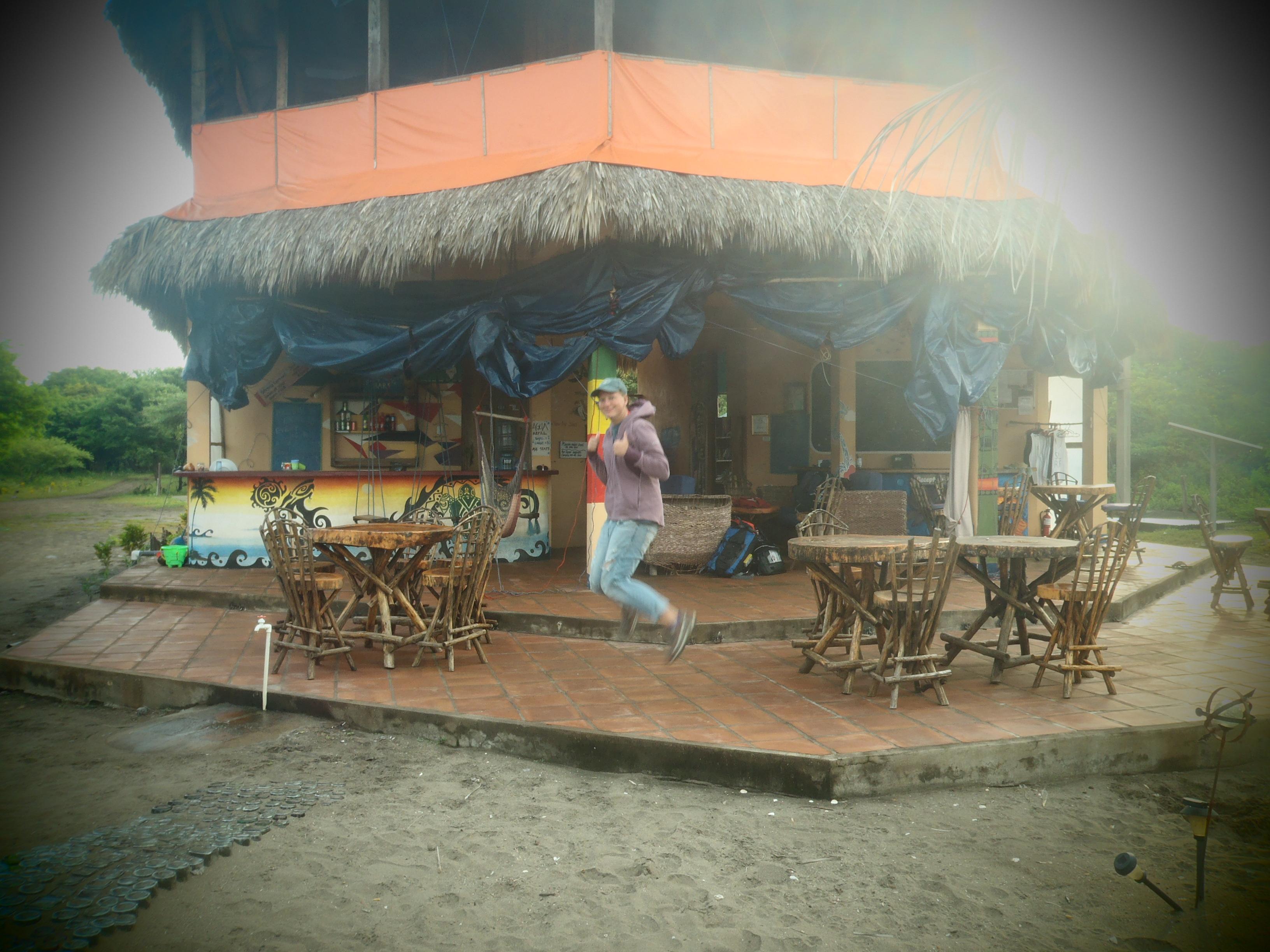 Signature Jumpin' Photograph; Isla Los Brasiles, Nicaragua; 2013