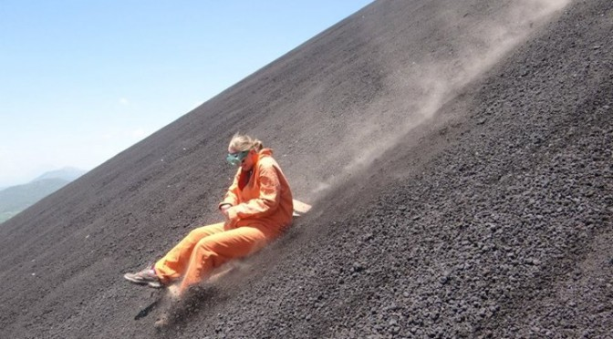 Nicaragua: Volcano Boarding