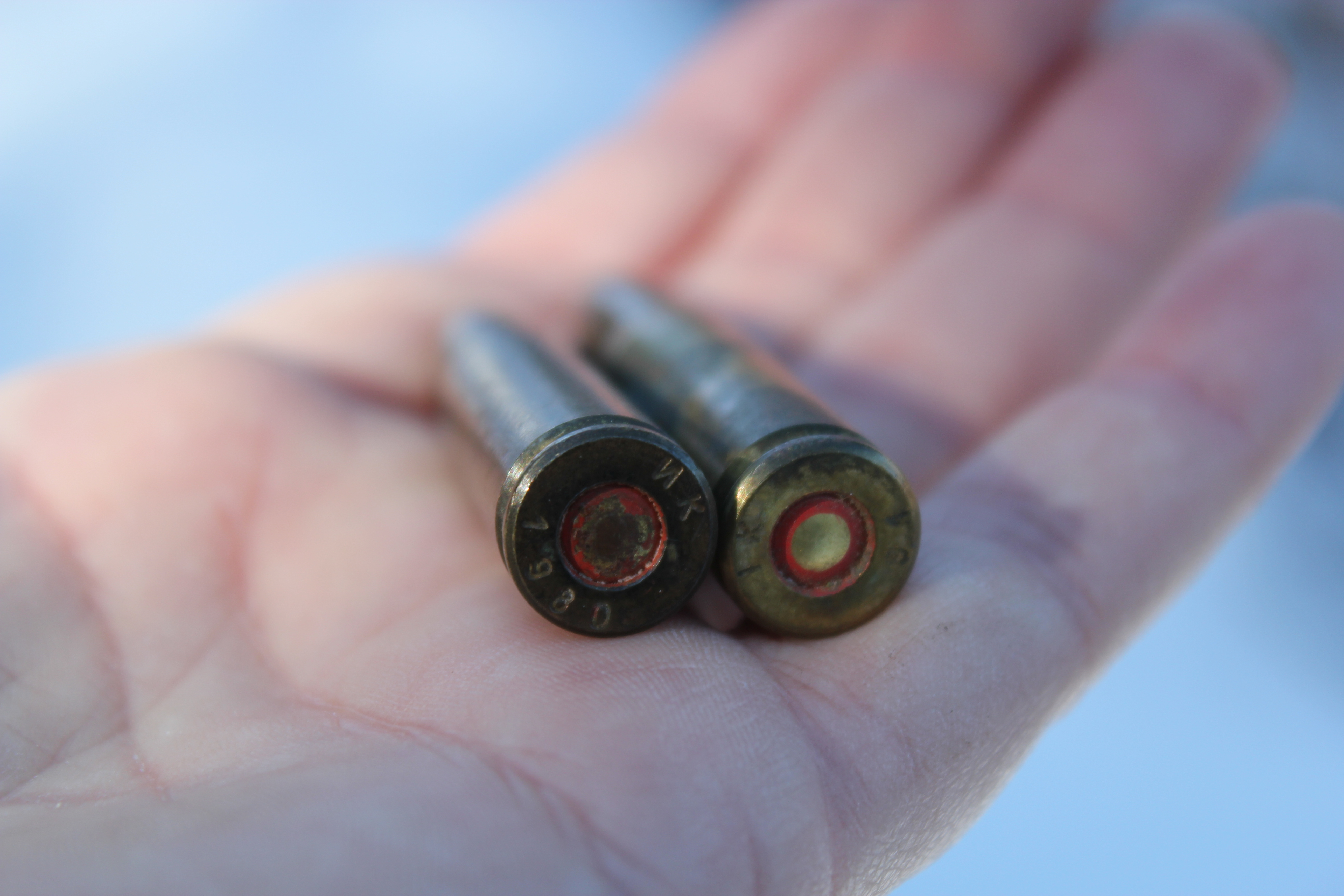 War Bullets; Sarajevo, Bosnia & Herzegovina; 2013