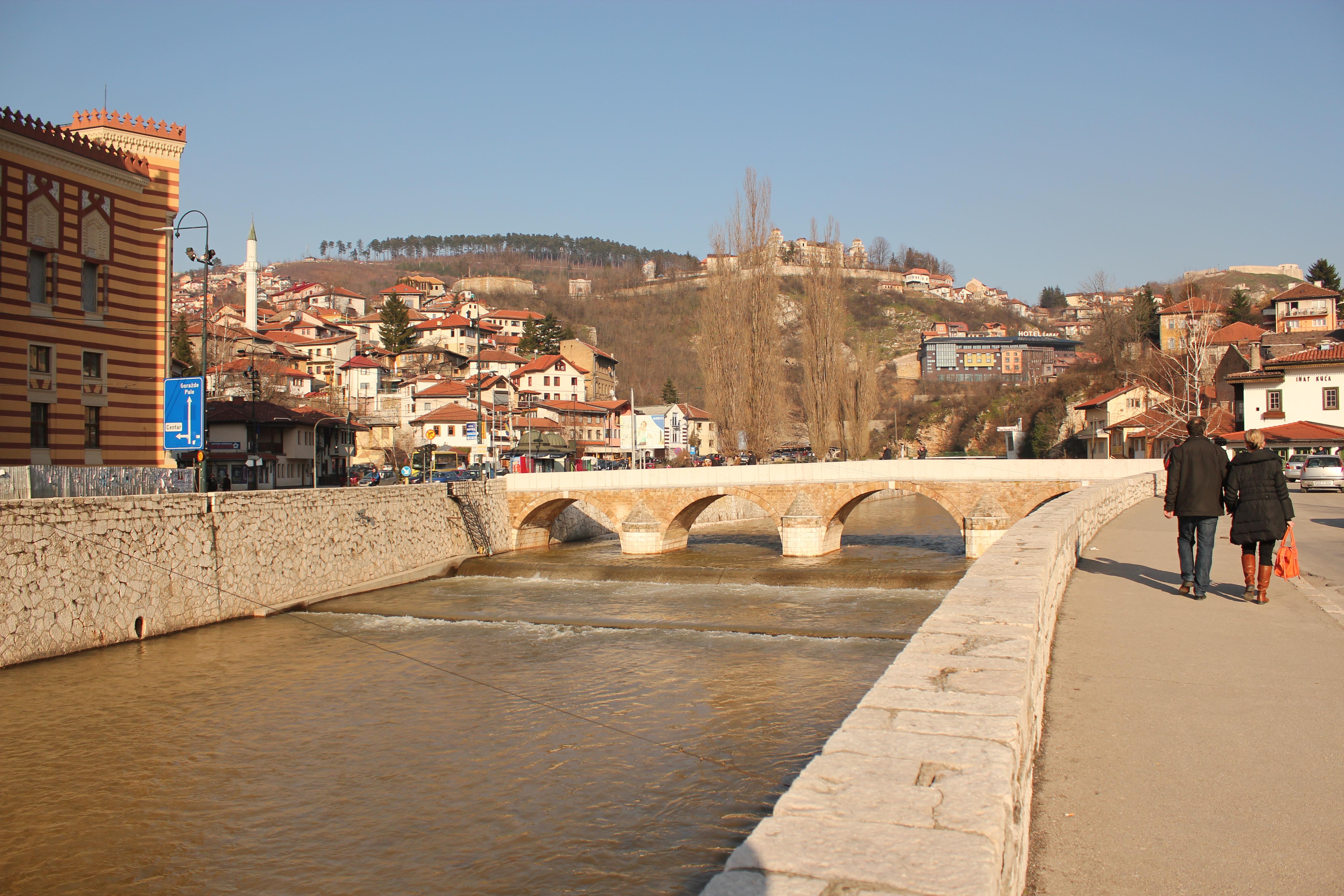 City View; Sarajevo, Bosnia & Herzegovina; 2013