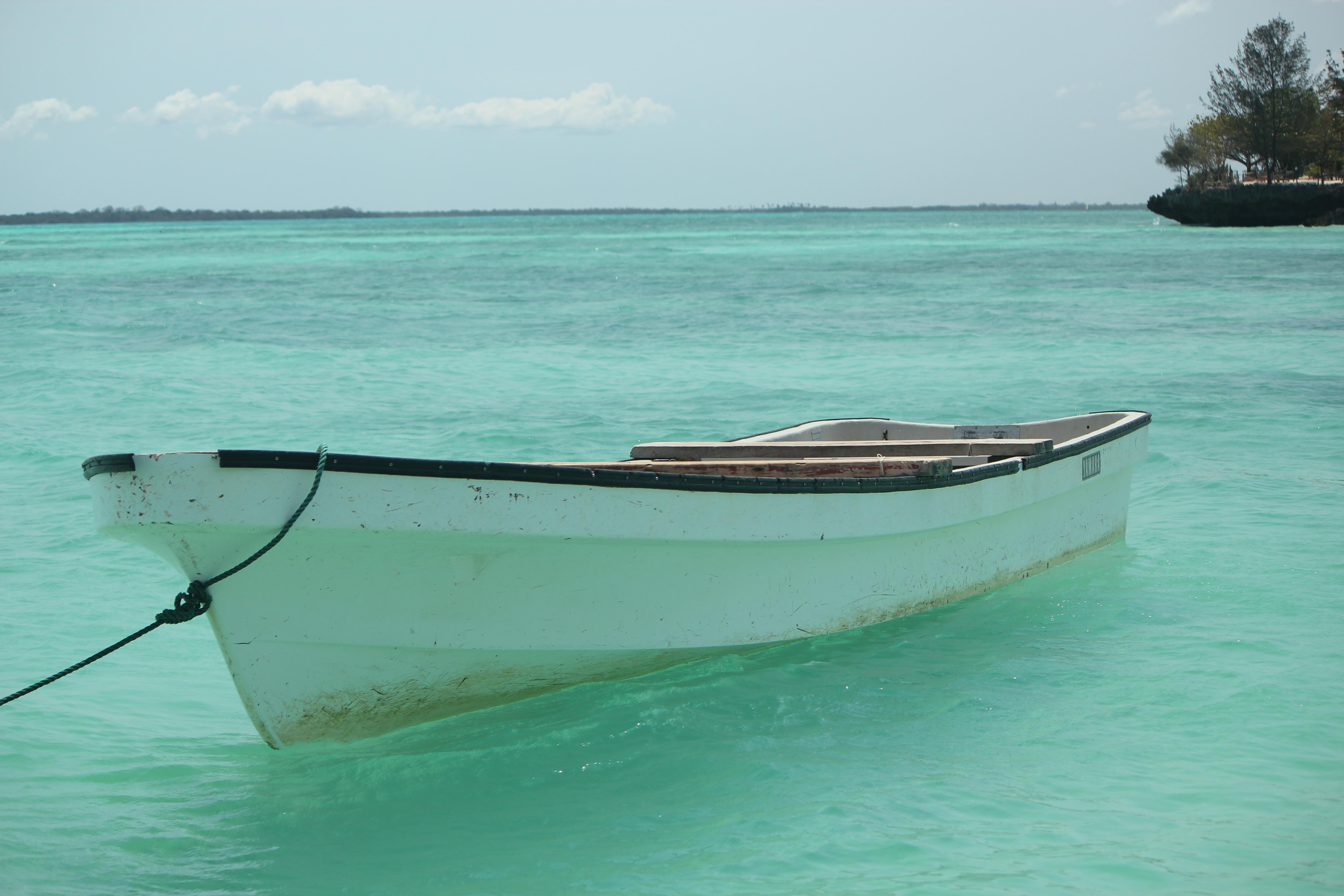 Turquoise Waters; Kizimaki Dibani, Zanzibar, Tanzania; 2012