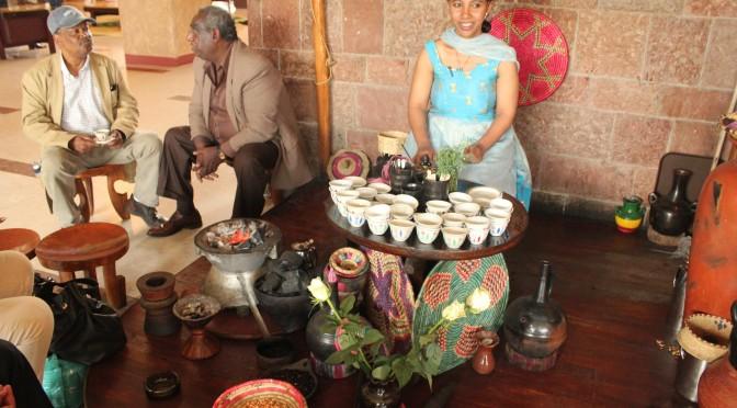Ethiopia: Tea Flavors