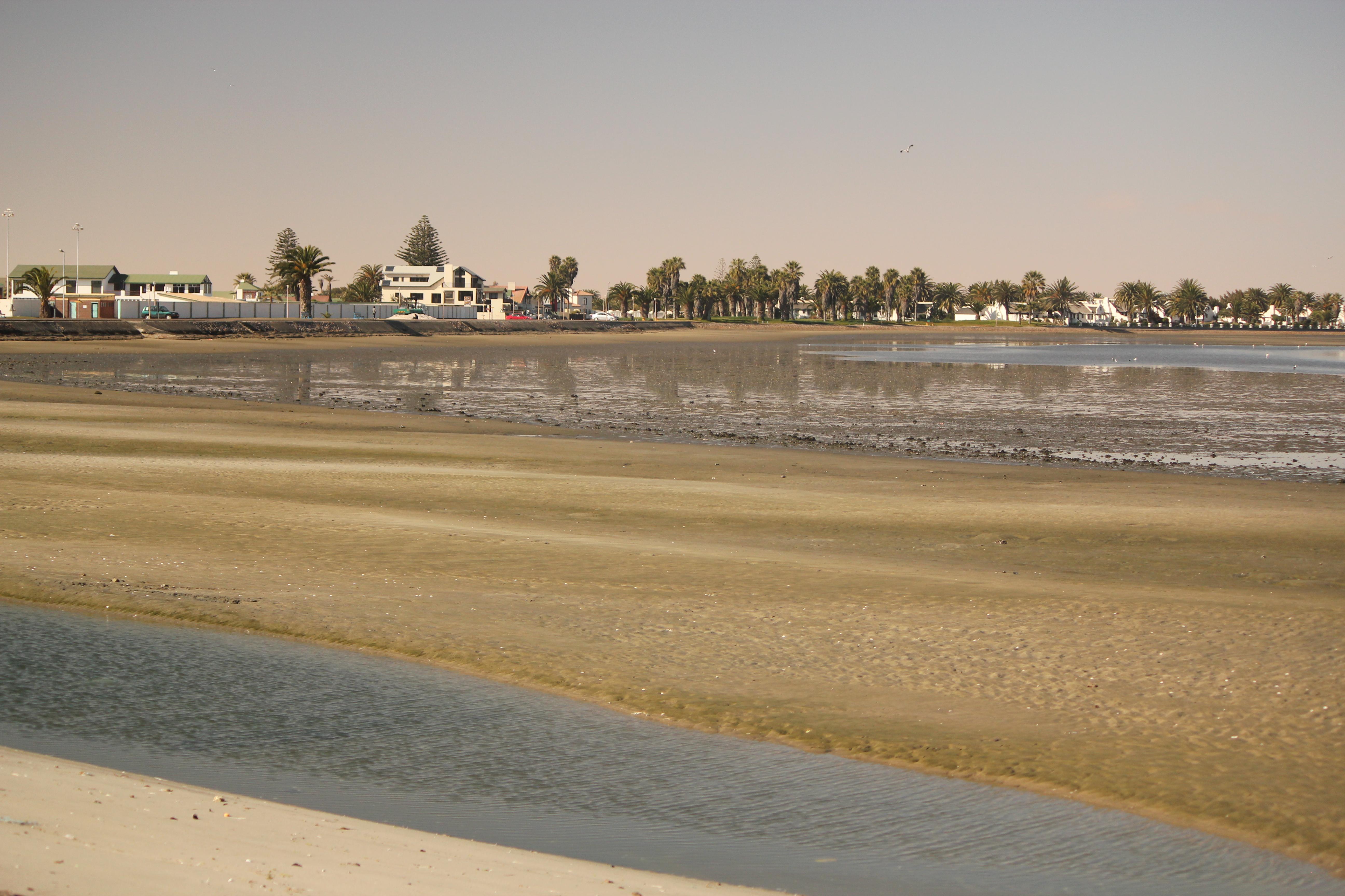 Water; Walvis Bay, Namibia; 2013