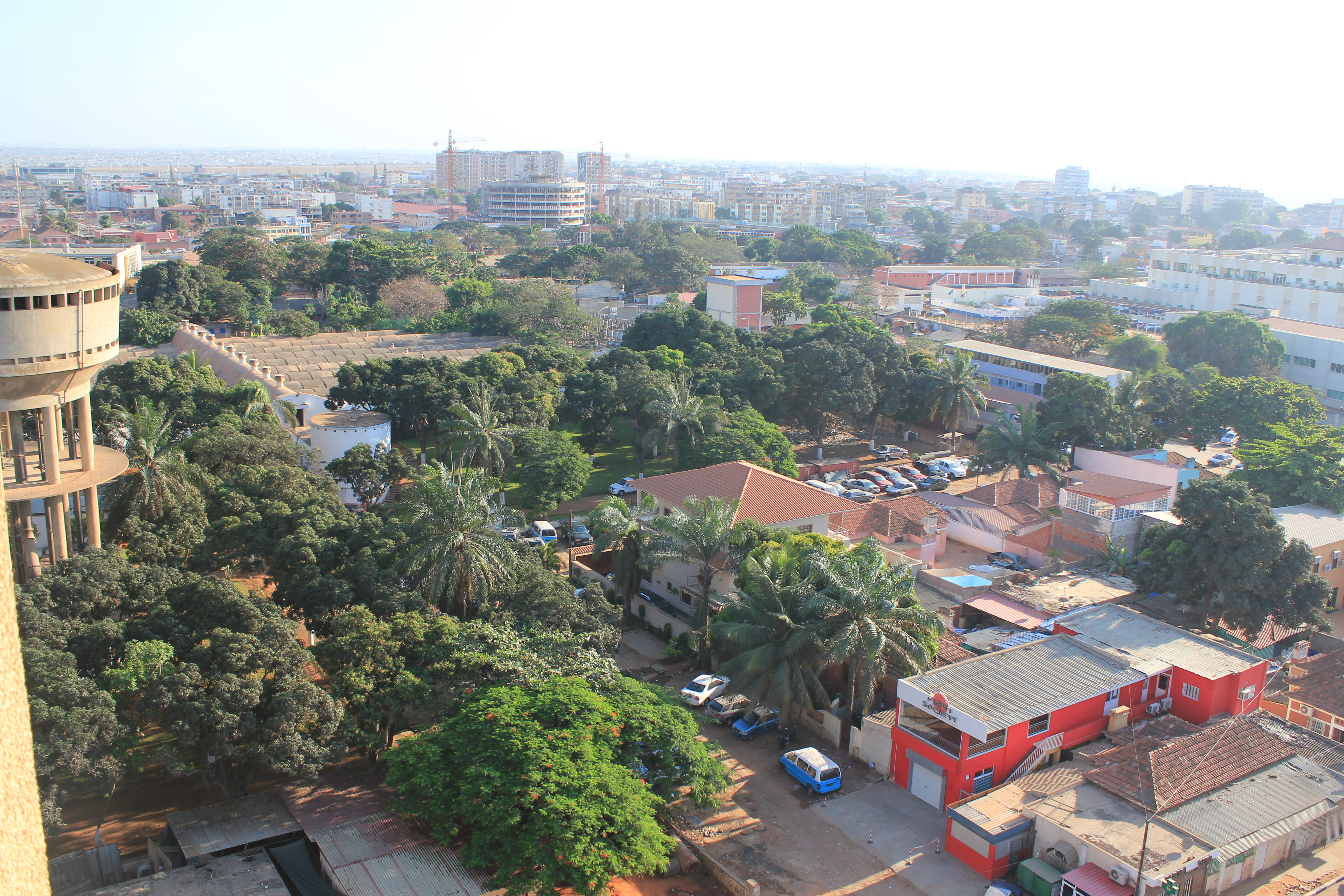 City Overview; Luanda, Angola; 2012