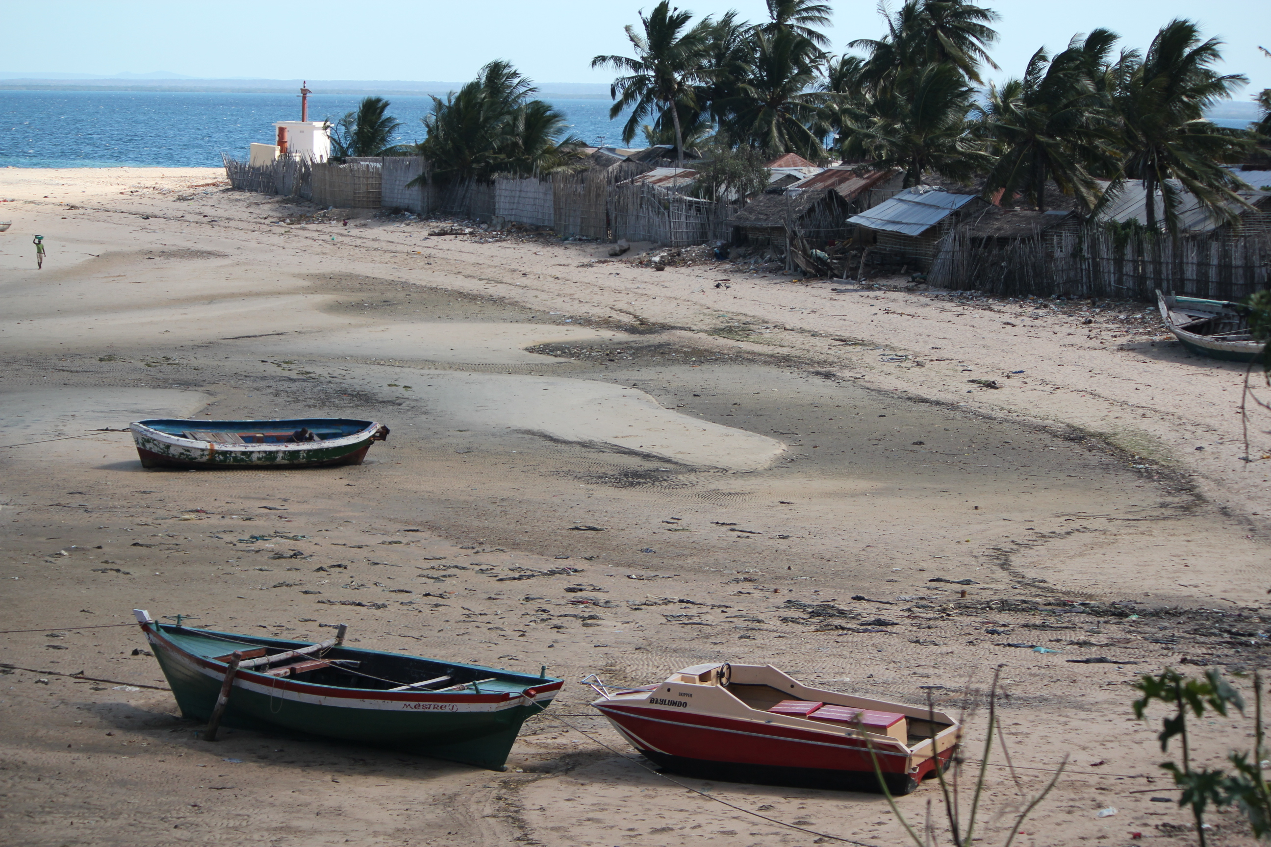 Coastal Village; Pemba, Mozambique; 2011