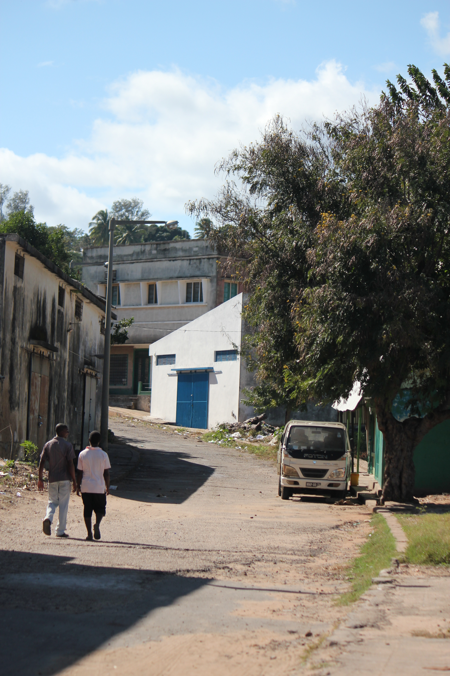 Backstreets; Pemba, Mozambique; 2011