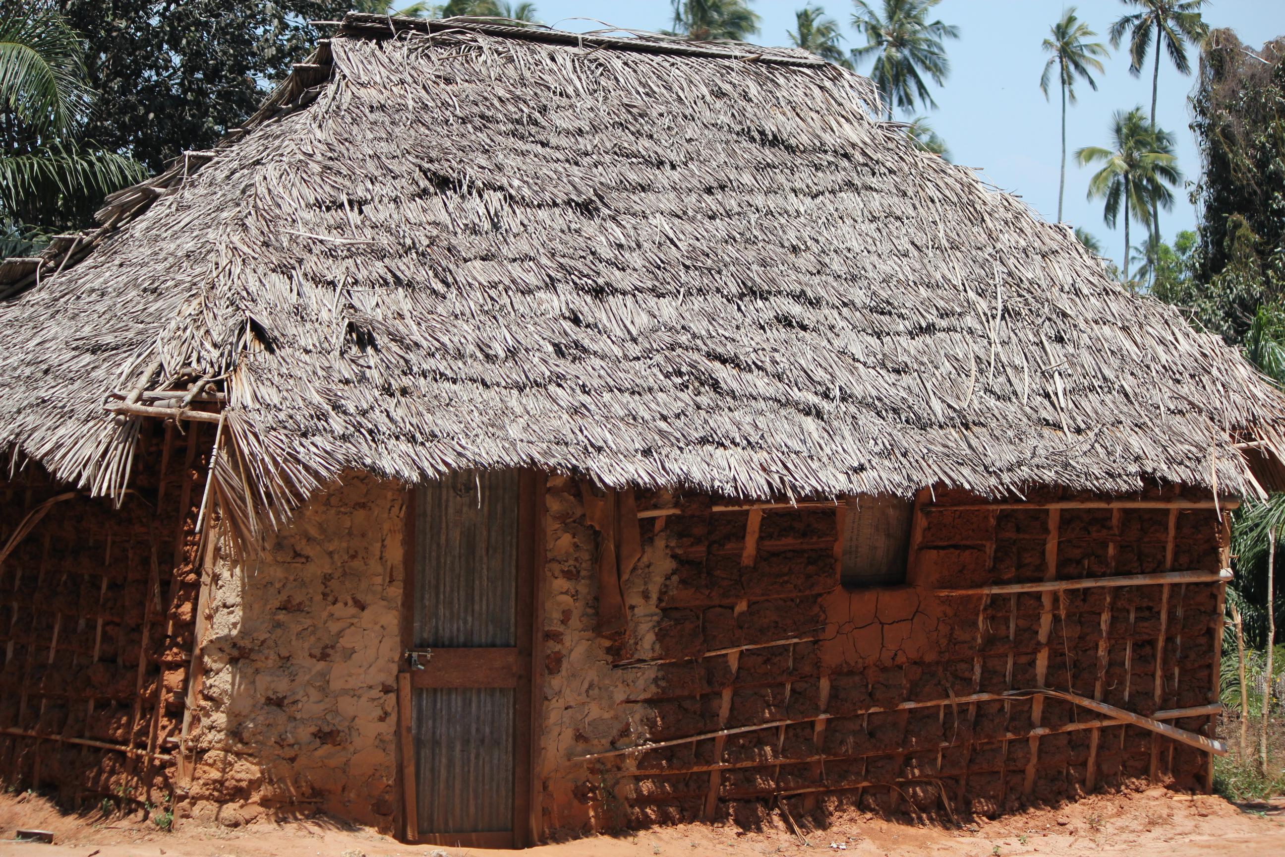 Clay Hut; Stone Town, Zanzibar, Tanzania; 2011