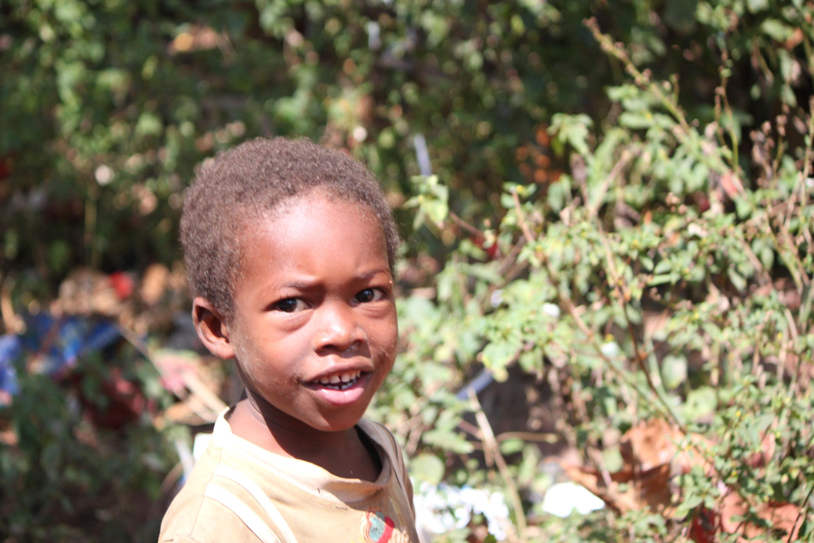 Awesome Little Guy; Stone Town, Zanzibar, Tanzania; 2011