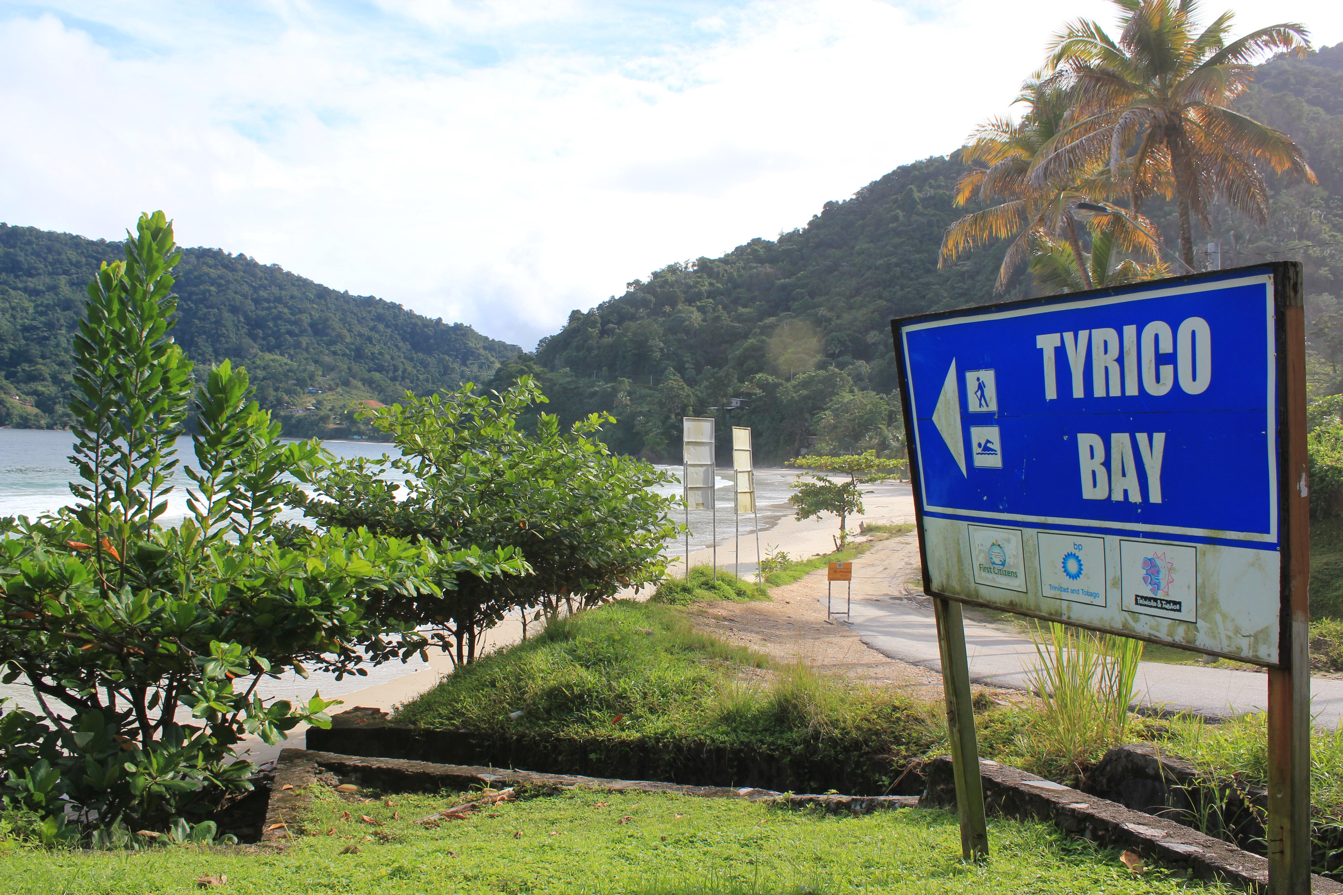 Tyrico Bay; Trinidad; 2011
