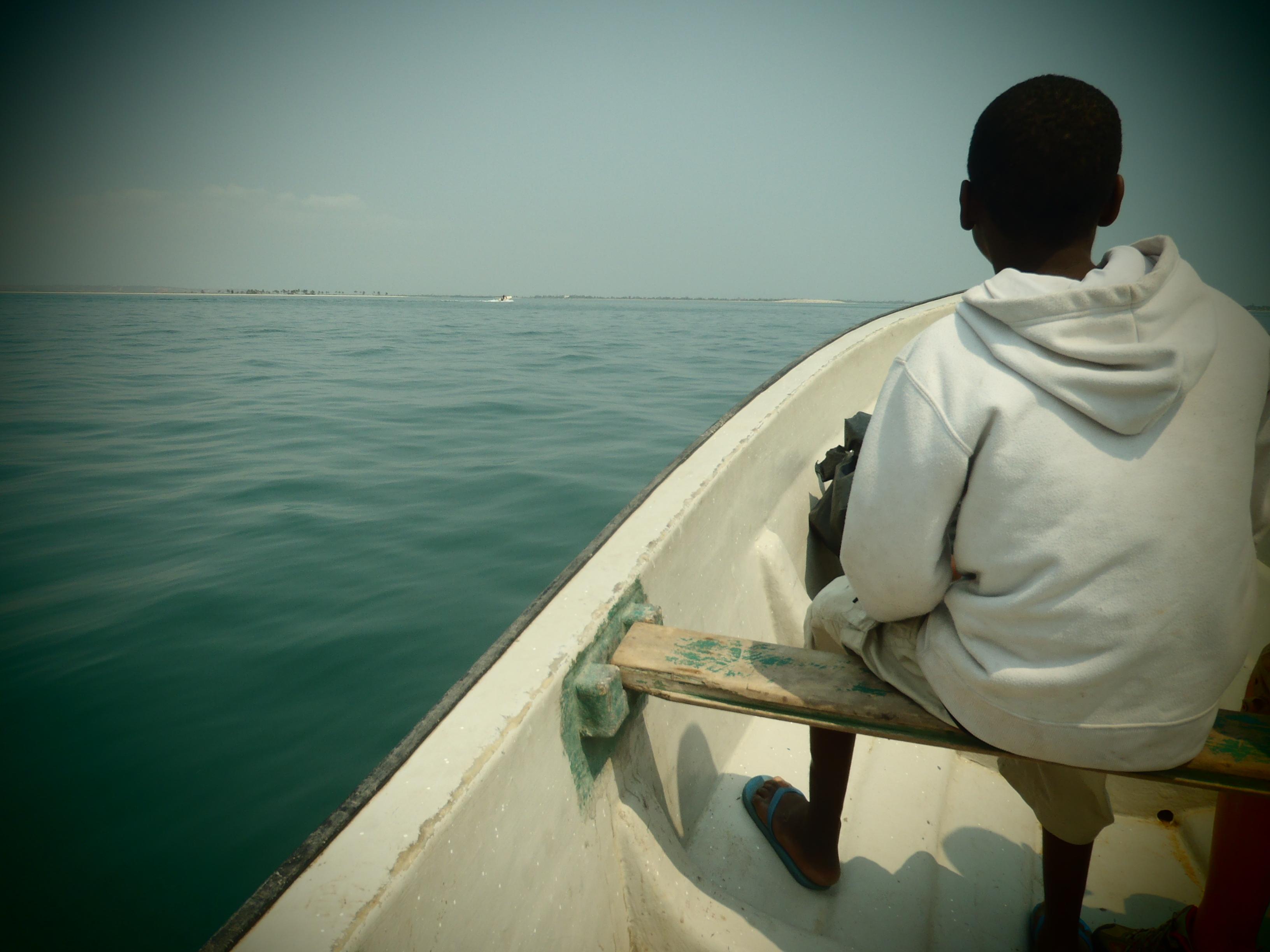 Boat Companion; Luanda, Angola; 2013