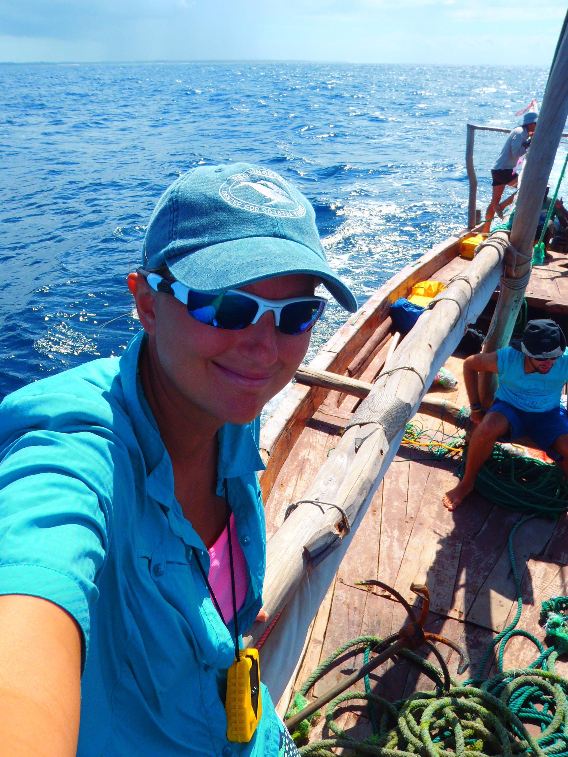 On the Boat; Kizimaki Dibani, Zanzibar, Tanzania; 2012