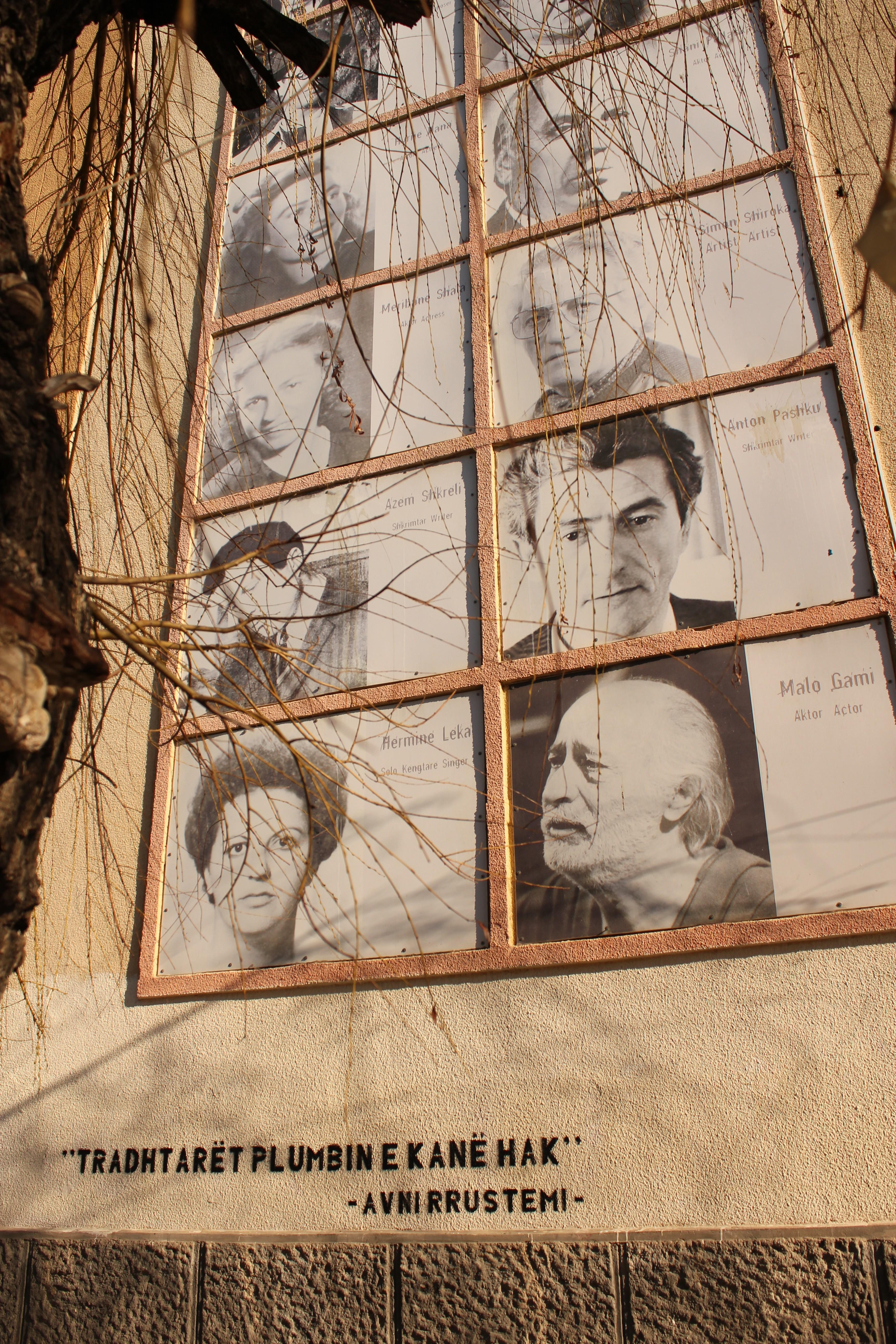 Tribute; Pristina, Kosovo; 2013