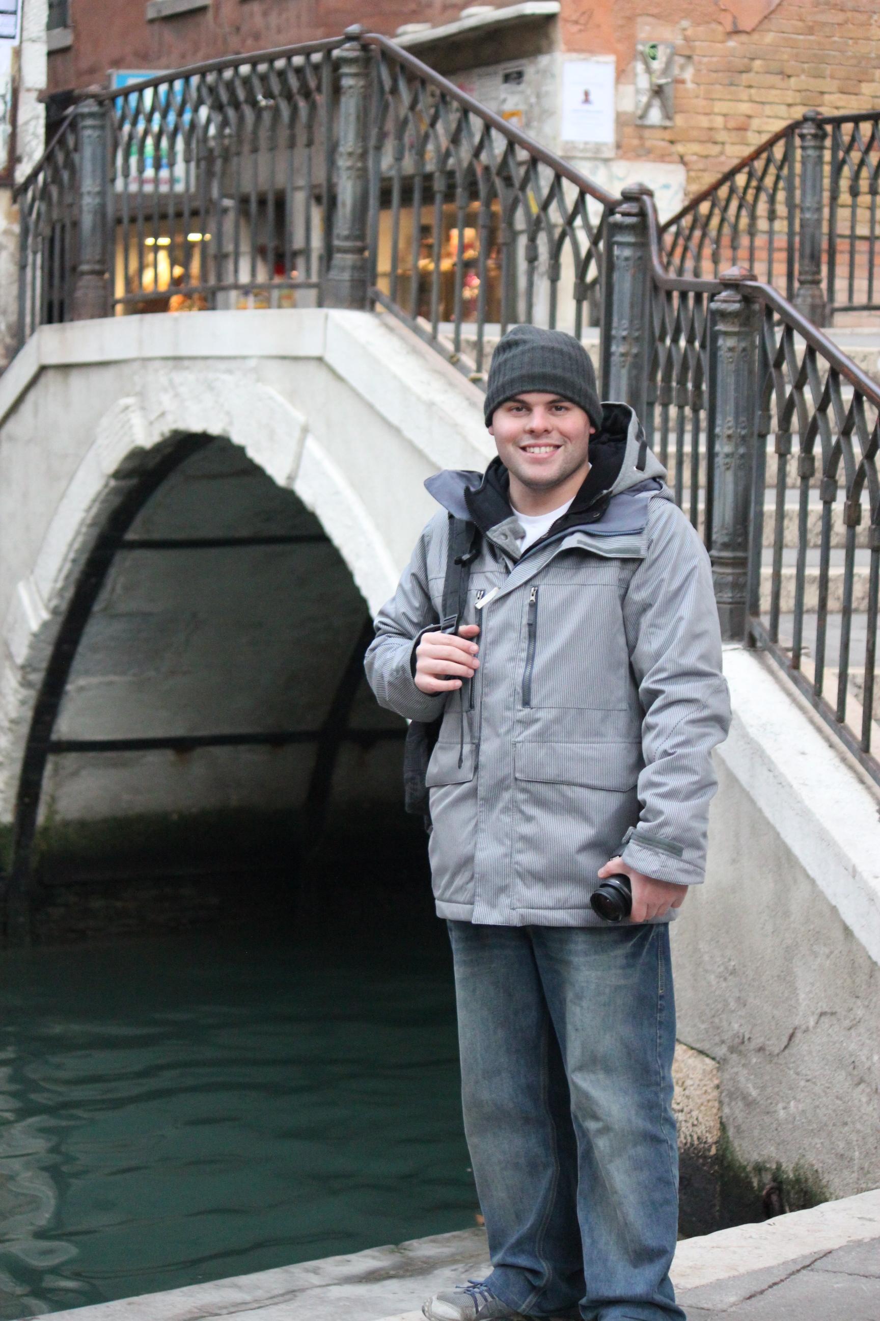 My Good Mate, Paul; Venice, Italy; 2011