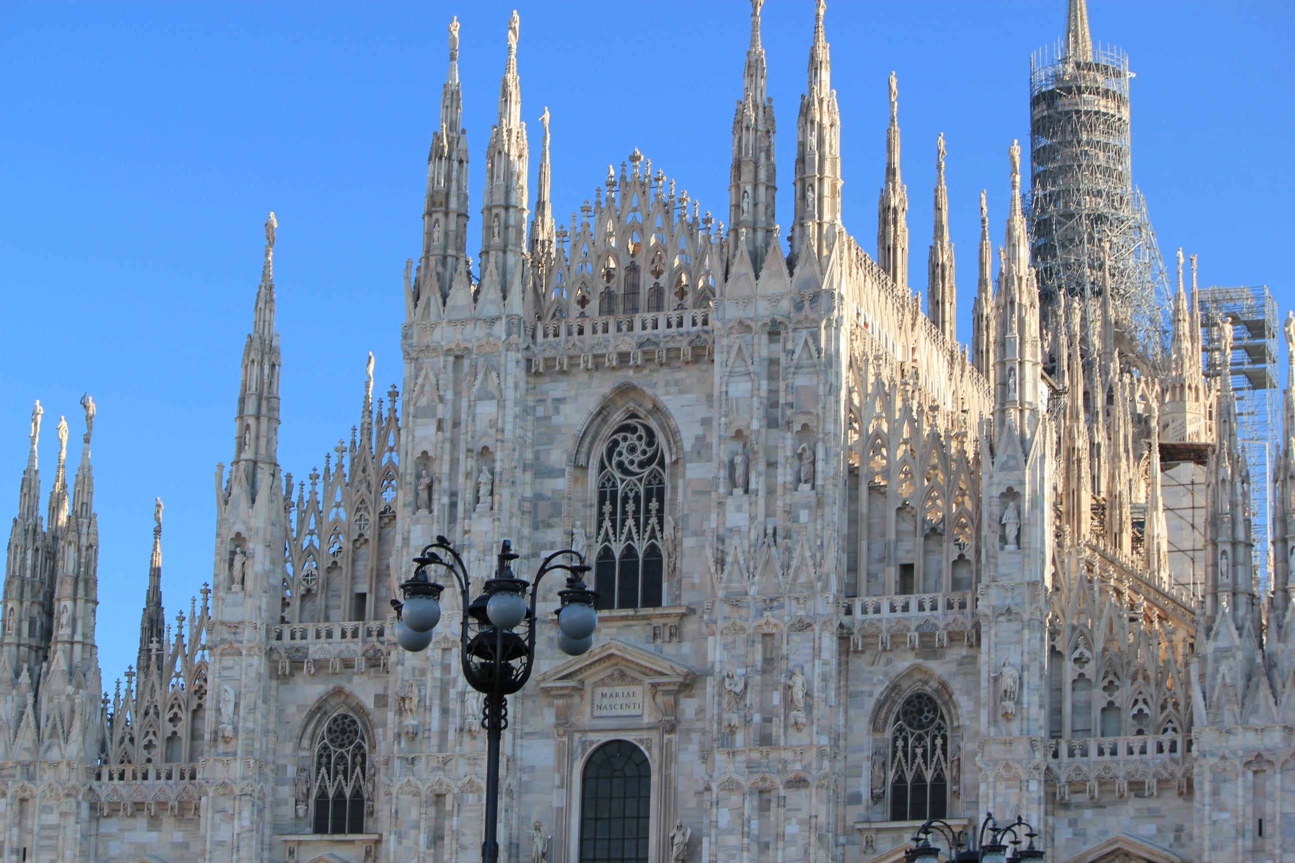 Church of Milan; Milan, Italy; 2011