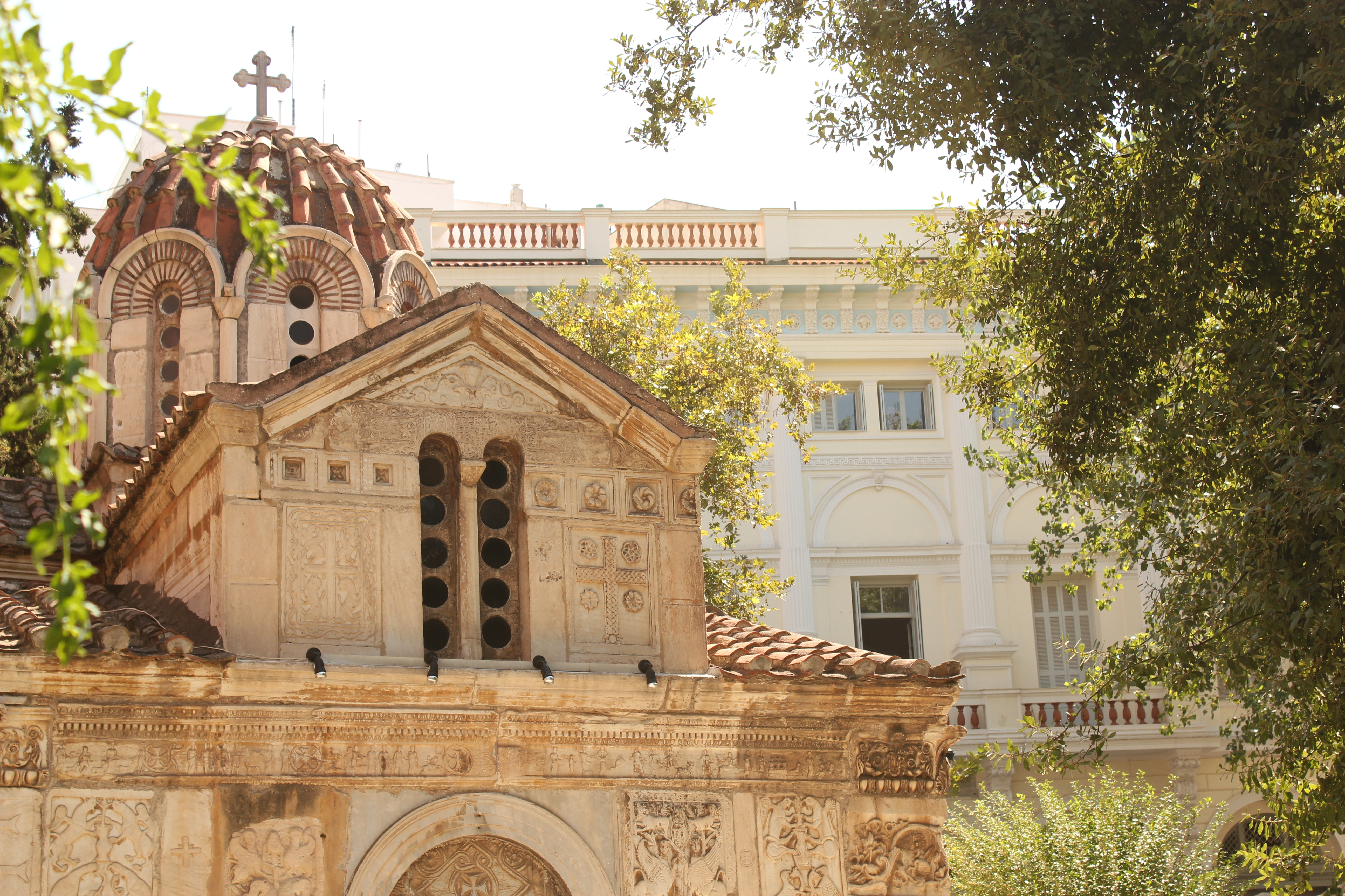 Church; Athens, Greece; 2013