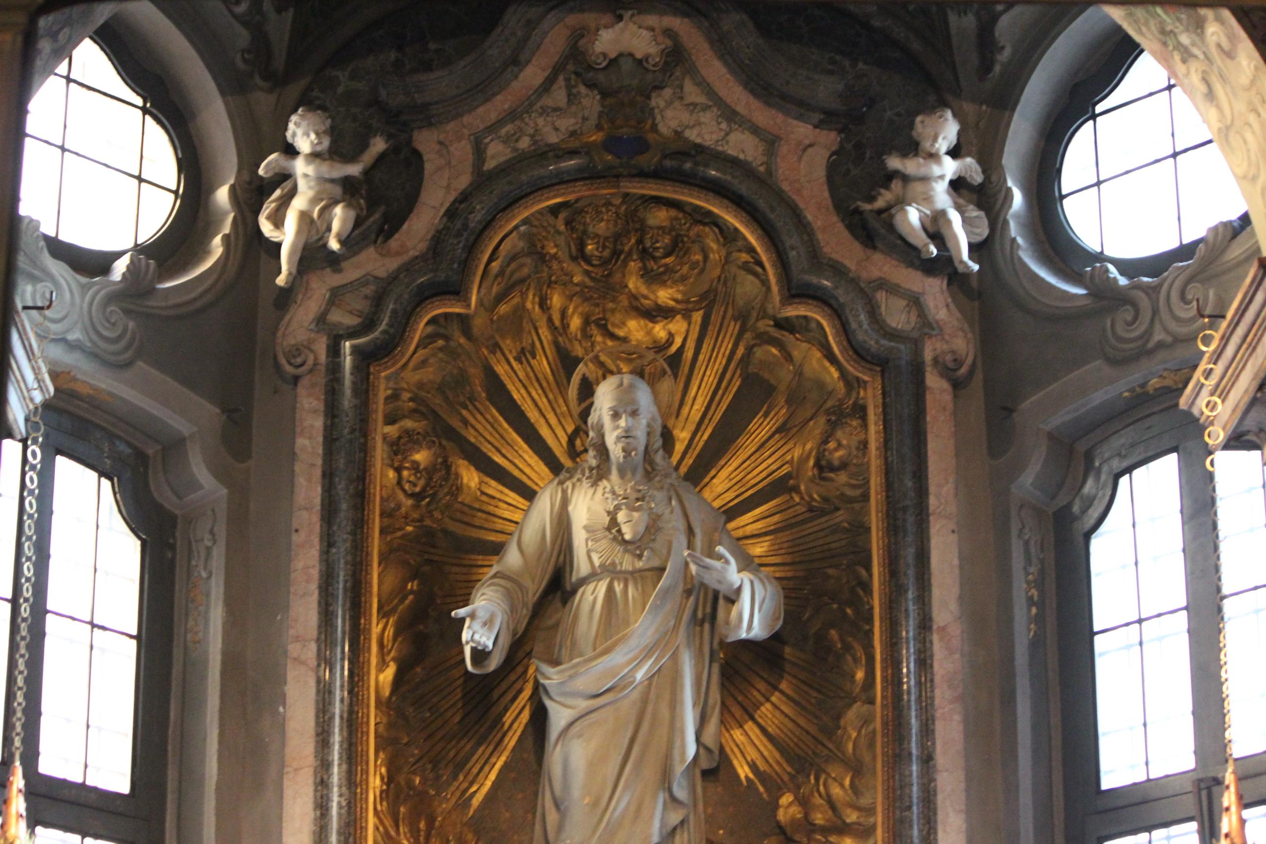 Church; Milan, Italy; 2011