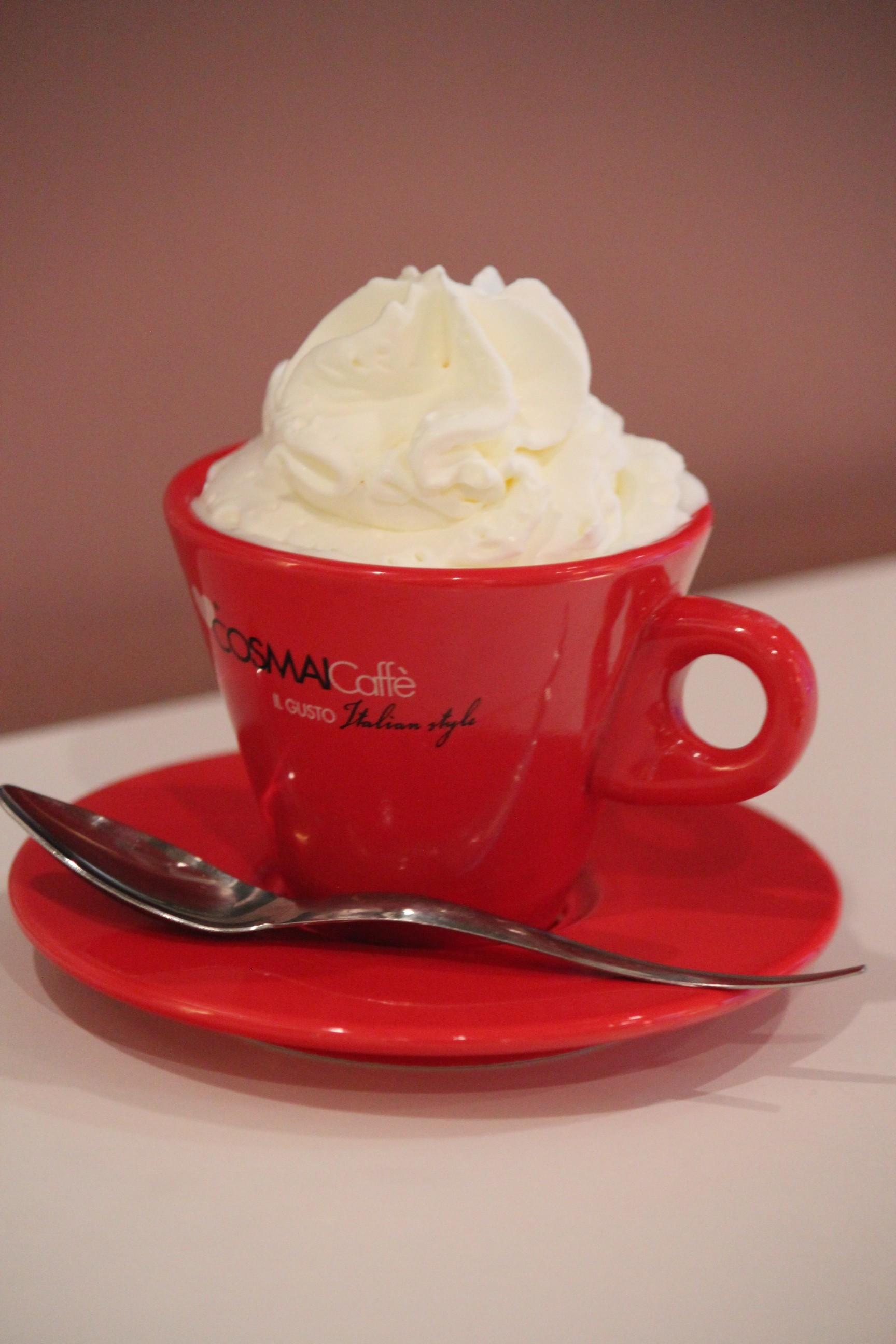 Hot Chocolate; Milan, Italy; 2011