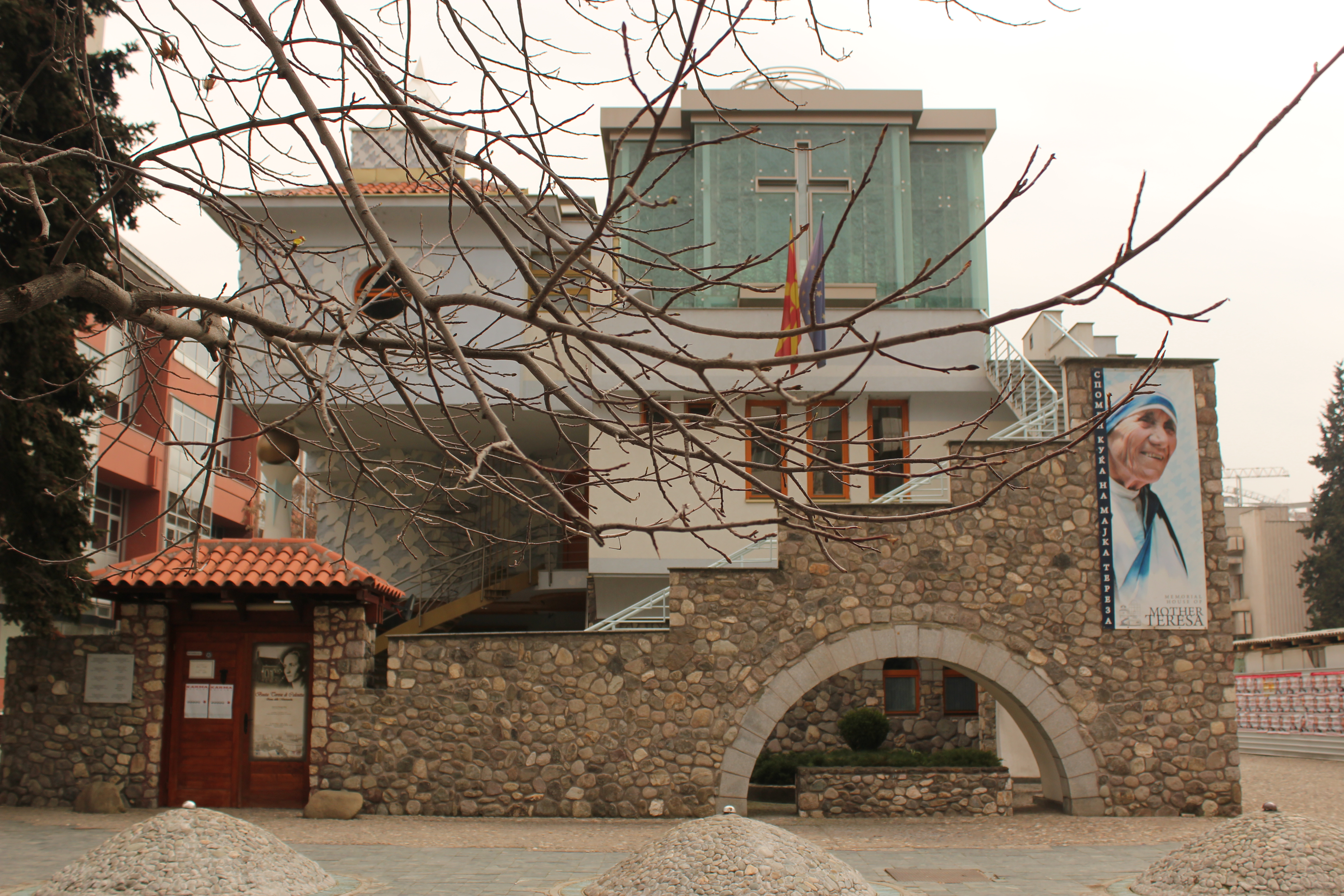 Mother Teresa House; Skopje, Republic of Macedonia; 2013
