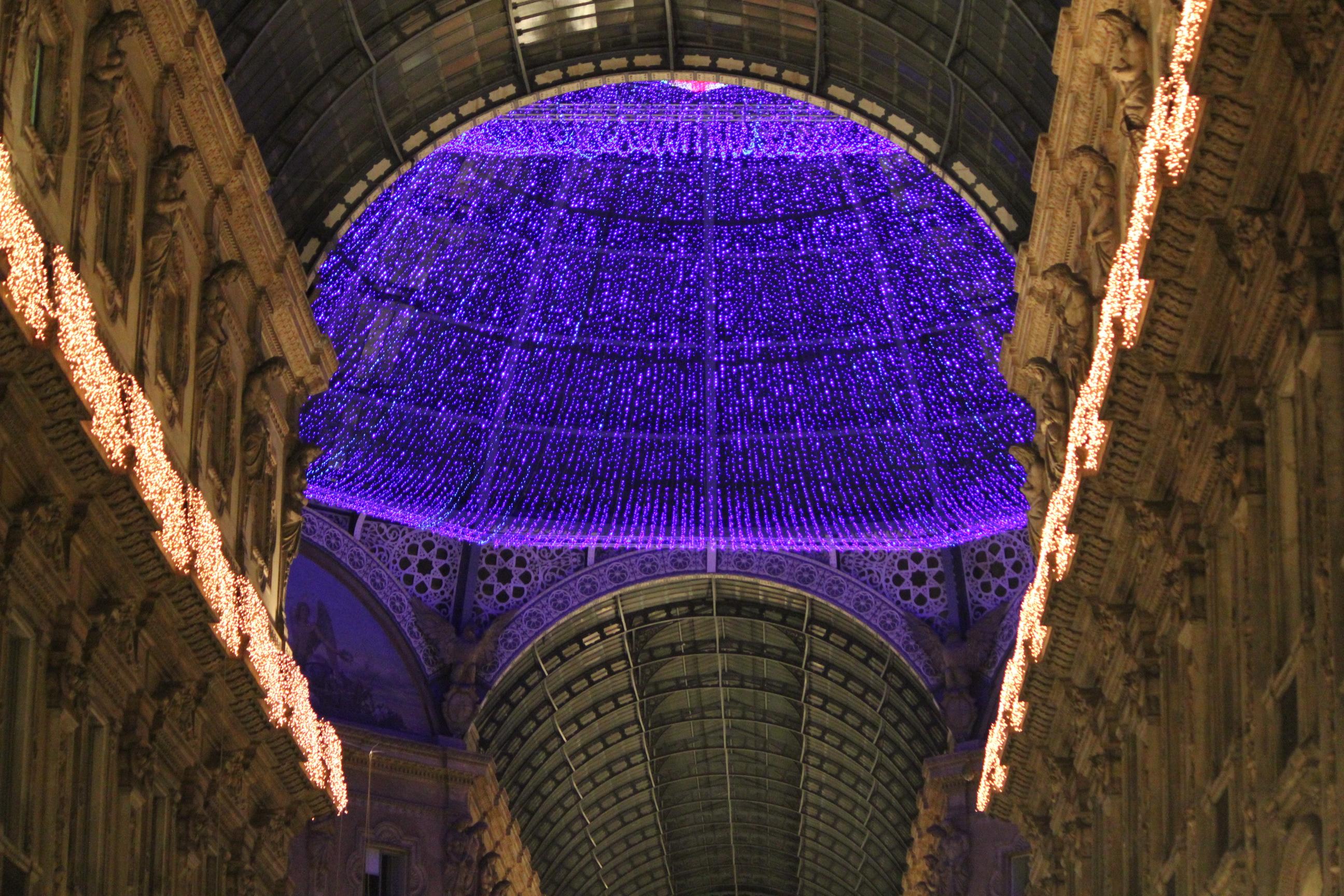 Lights; Milan, Italy; 2011