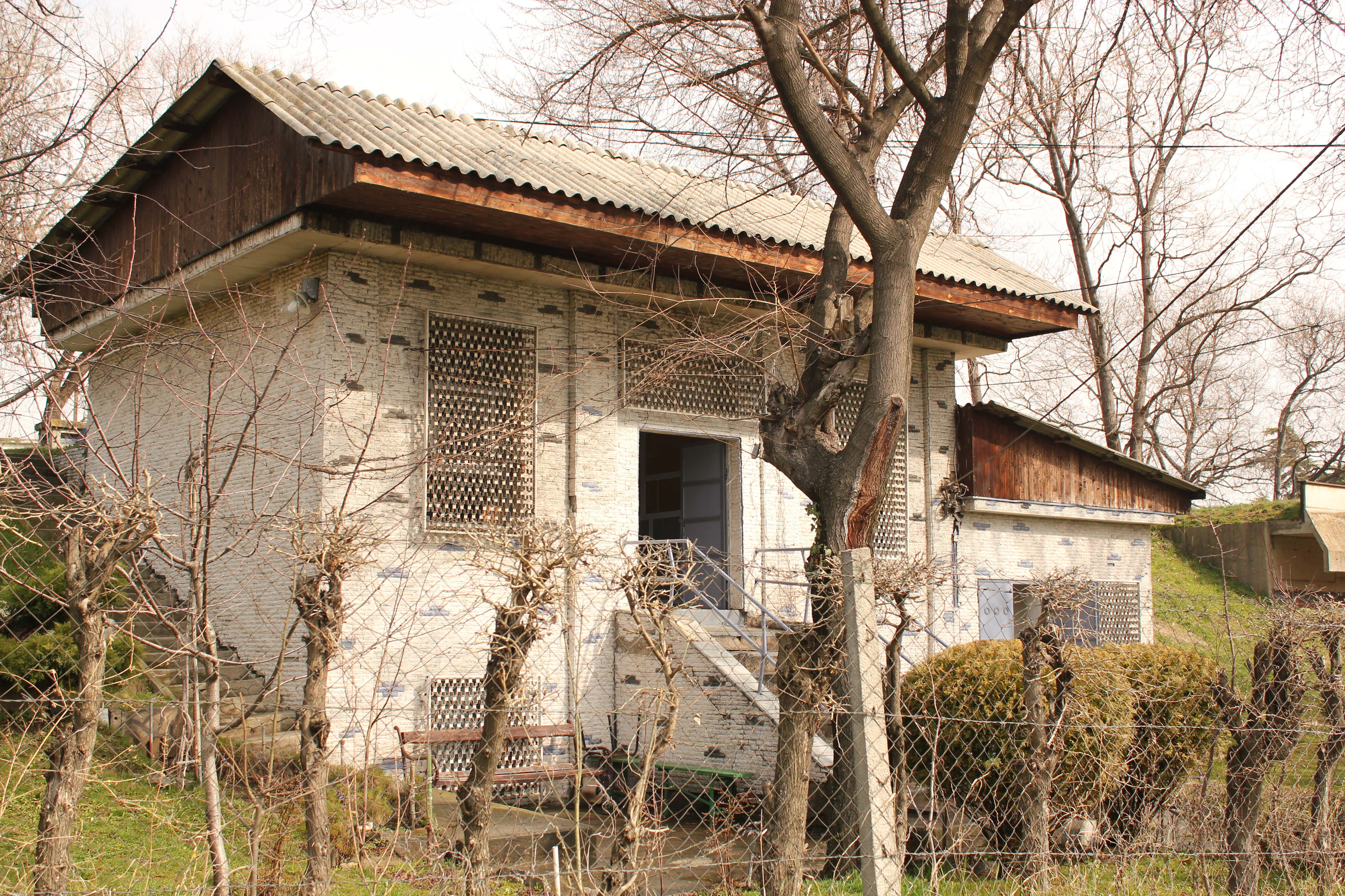 Old Building; Skopje, Republic of Macedonia; 2013