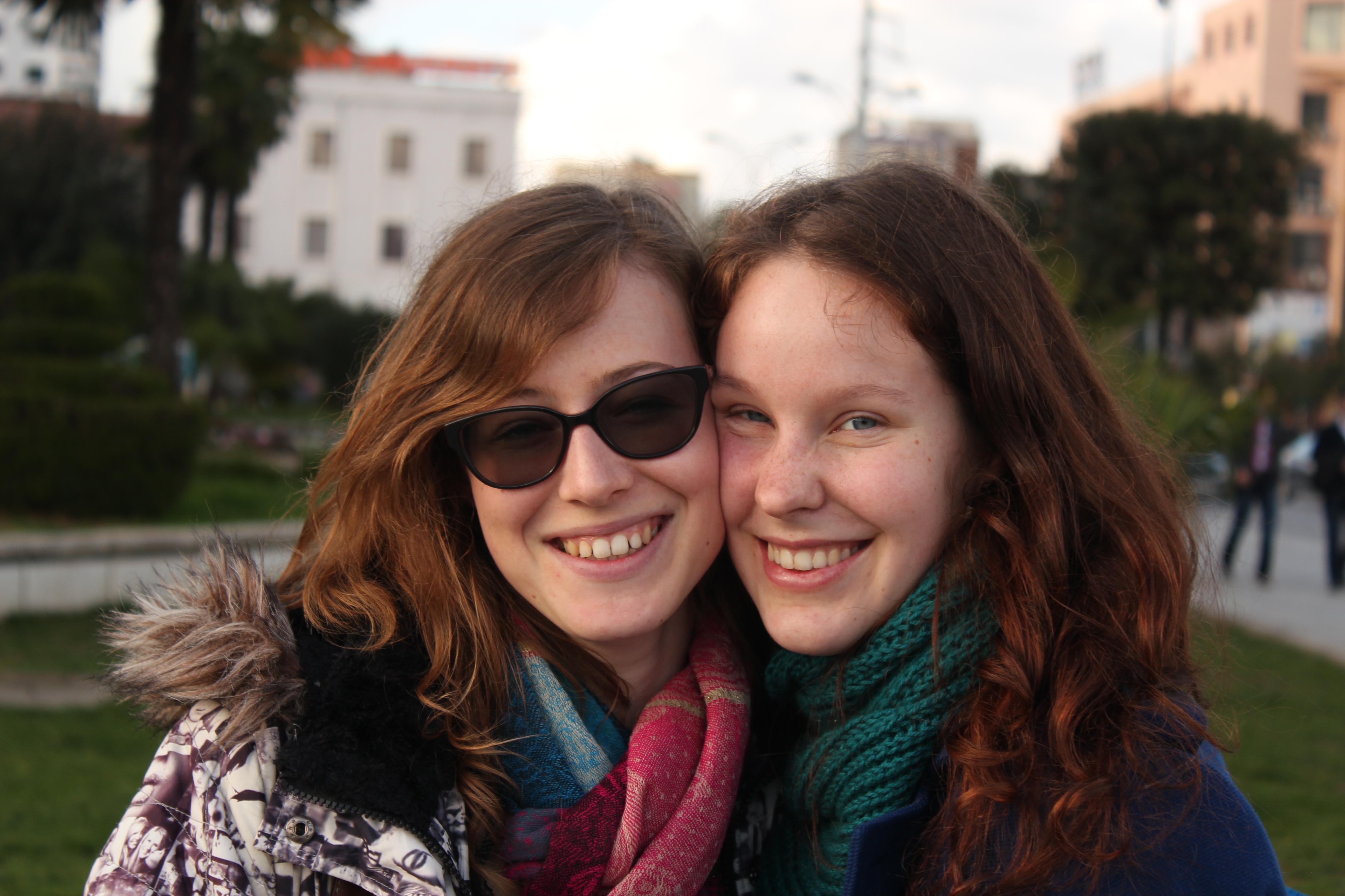 Martina & Rami; Tirana, Albania; 2013