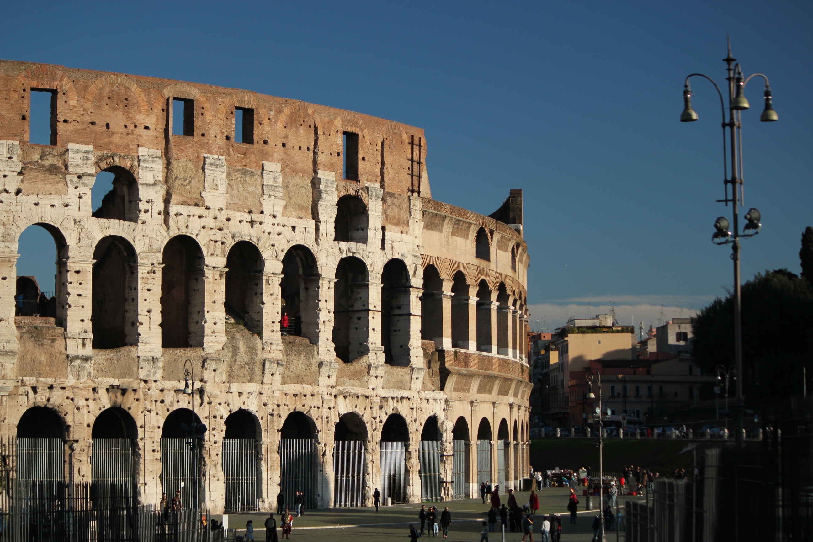 The Colosseum; Rome, Italy; 2011