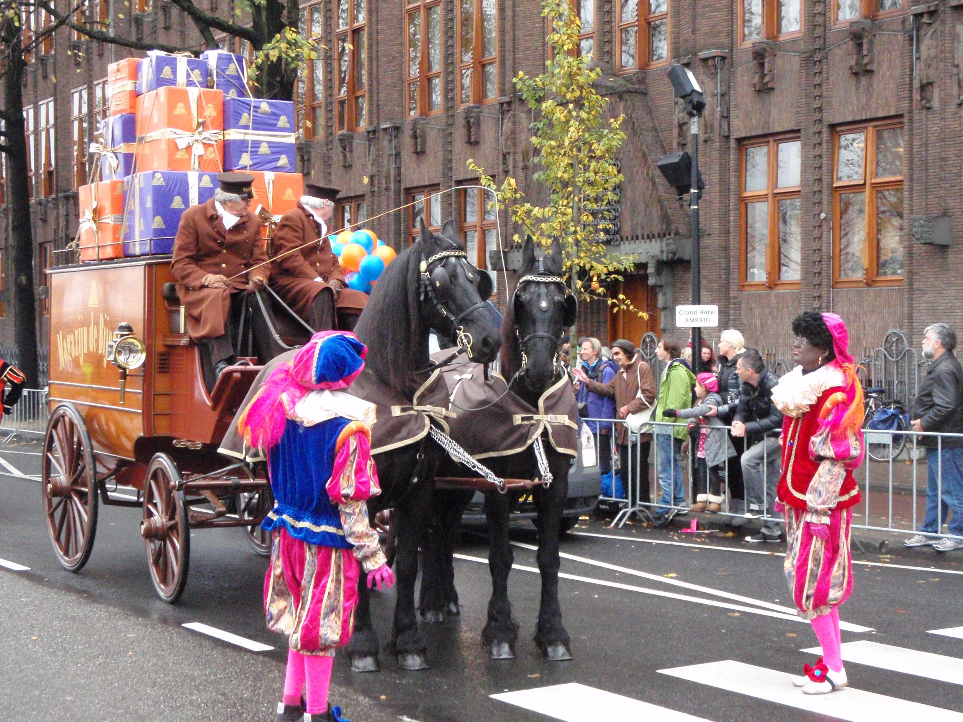 St. Nick Parade; Amsterdam, Netherlands; 2010