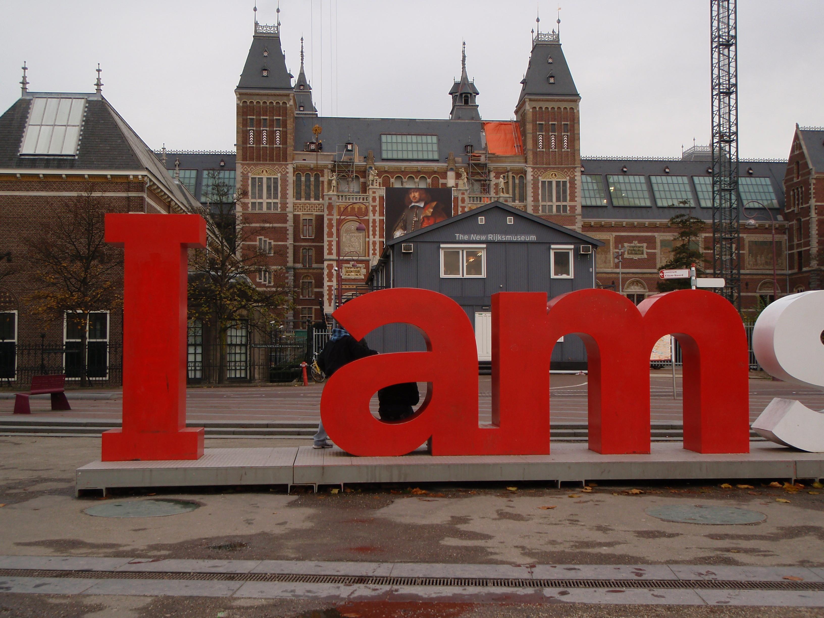 I Am; Amsterdam, Netherlands; 2010