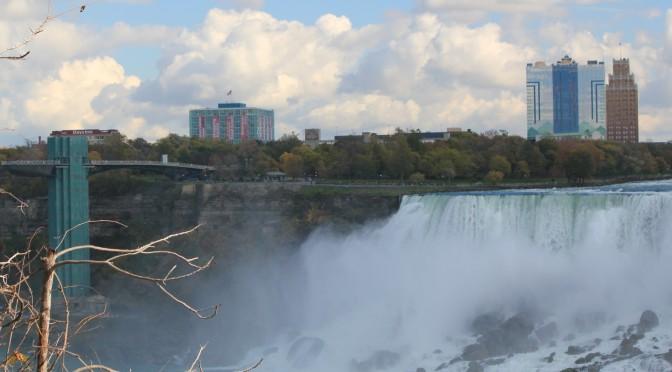 Buffalo Falls; Niagara Falls, Canada; 2011