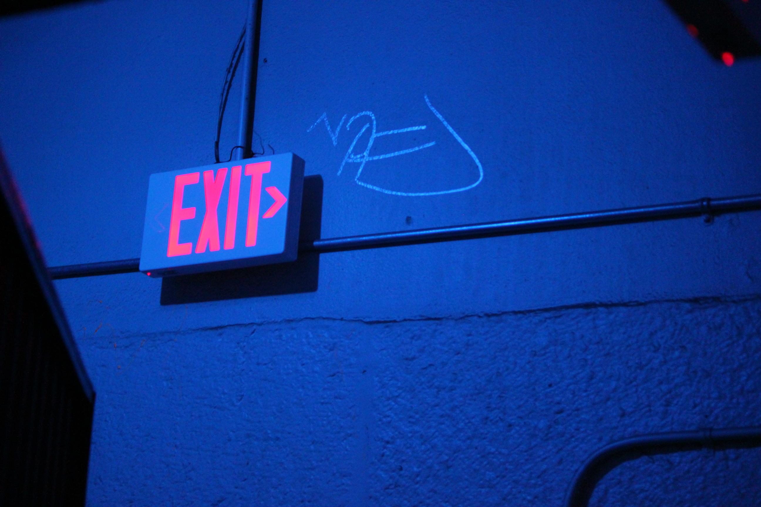 Exit; Ottawa, Canada; 2011