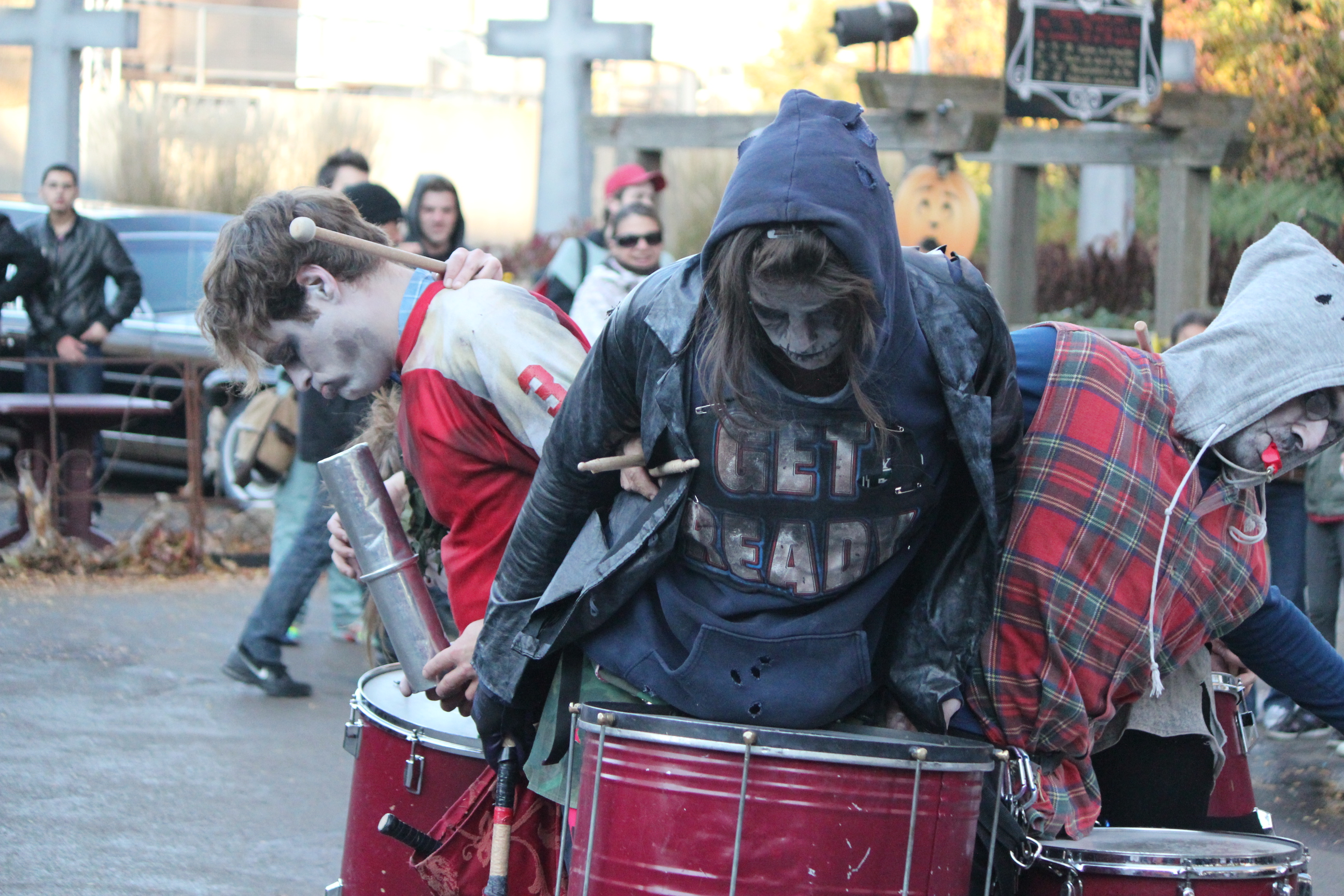 Band of Ghouls; Montreal, Canada; 2011