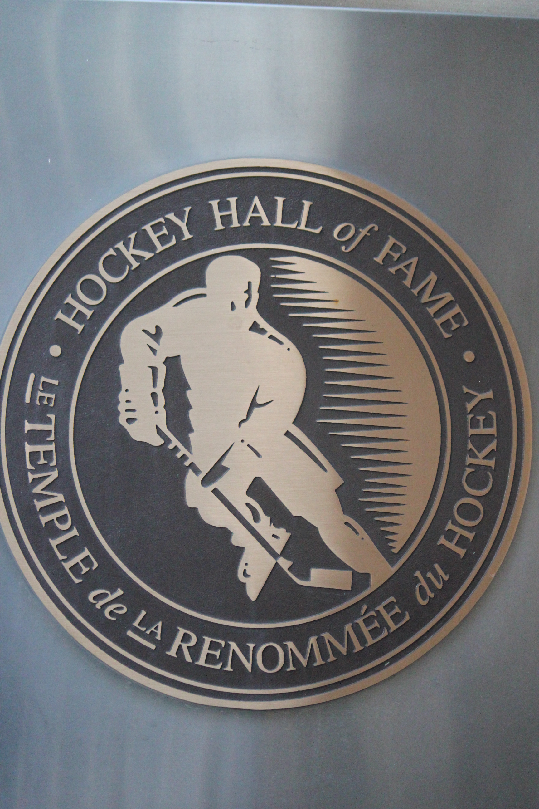 Hockey Hall of Fame; Toronto, Canada; 2011