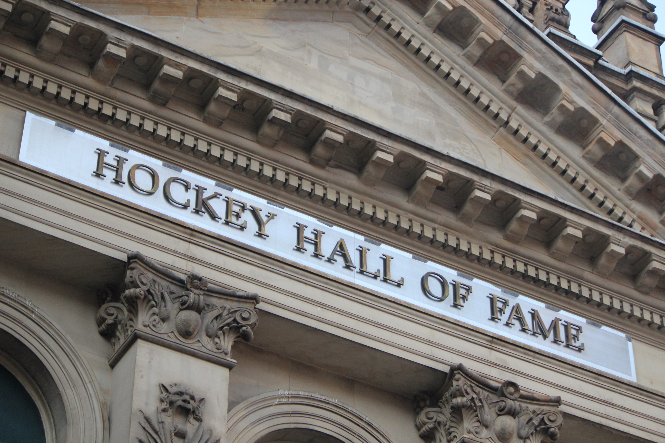 Hockey Hall of Fame; Toronto, Canada; 2011