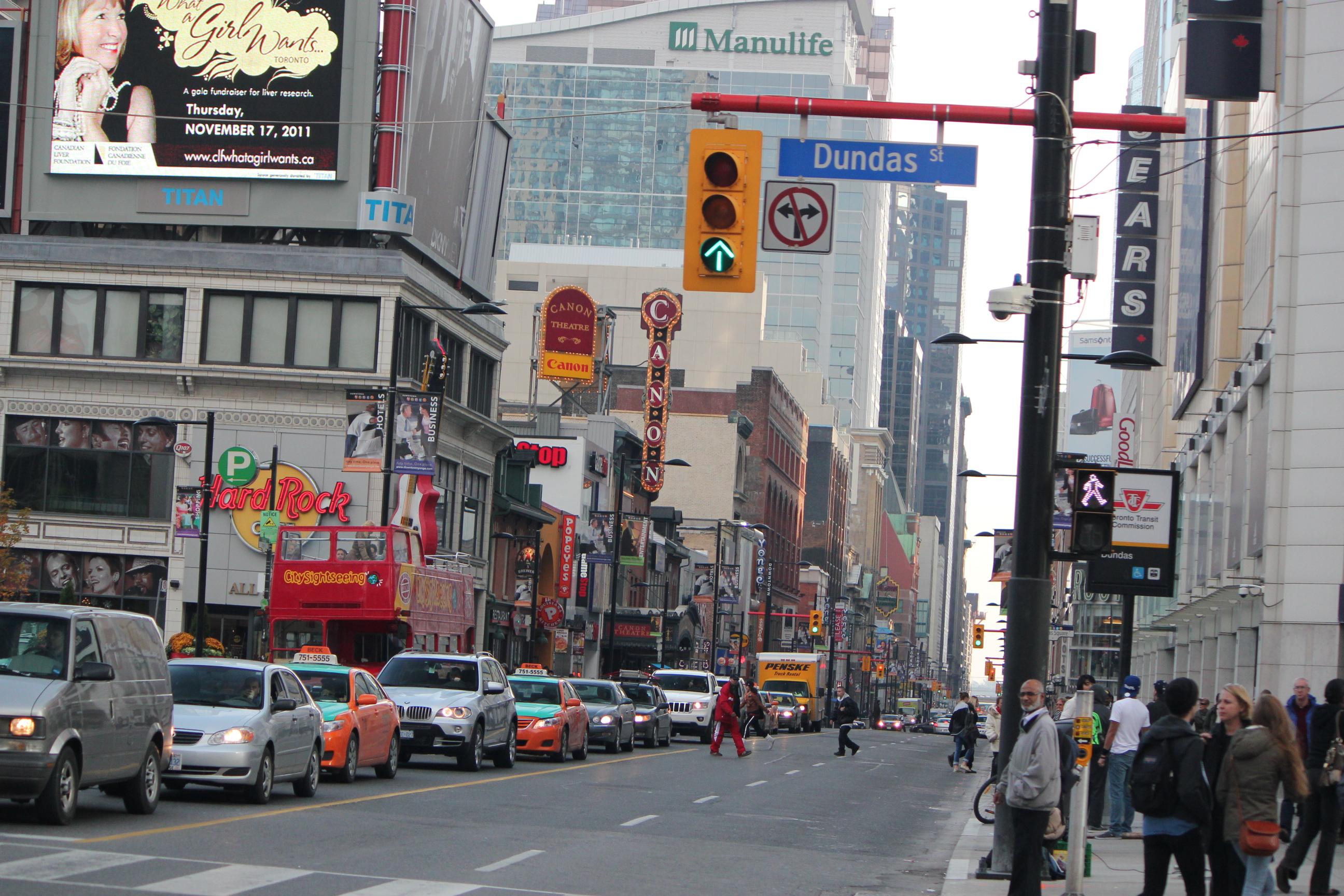 City View; Toronto, Canada; 2011