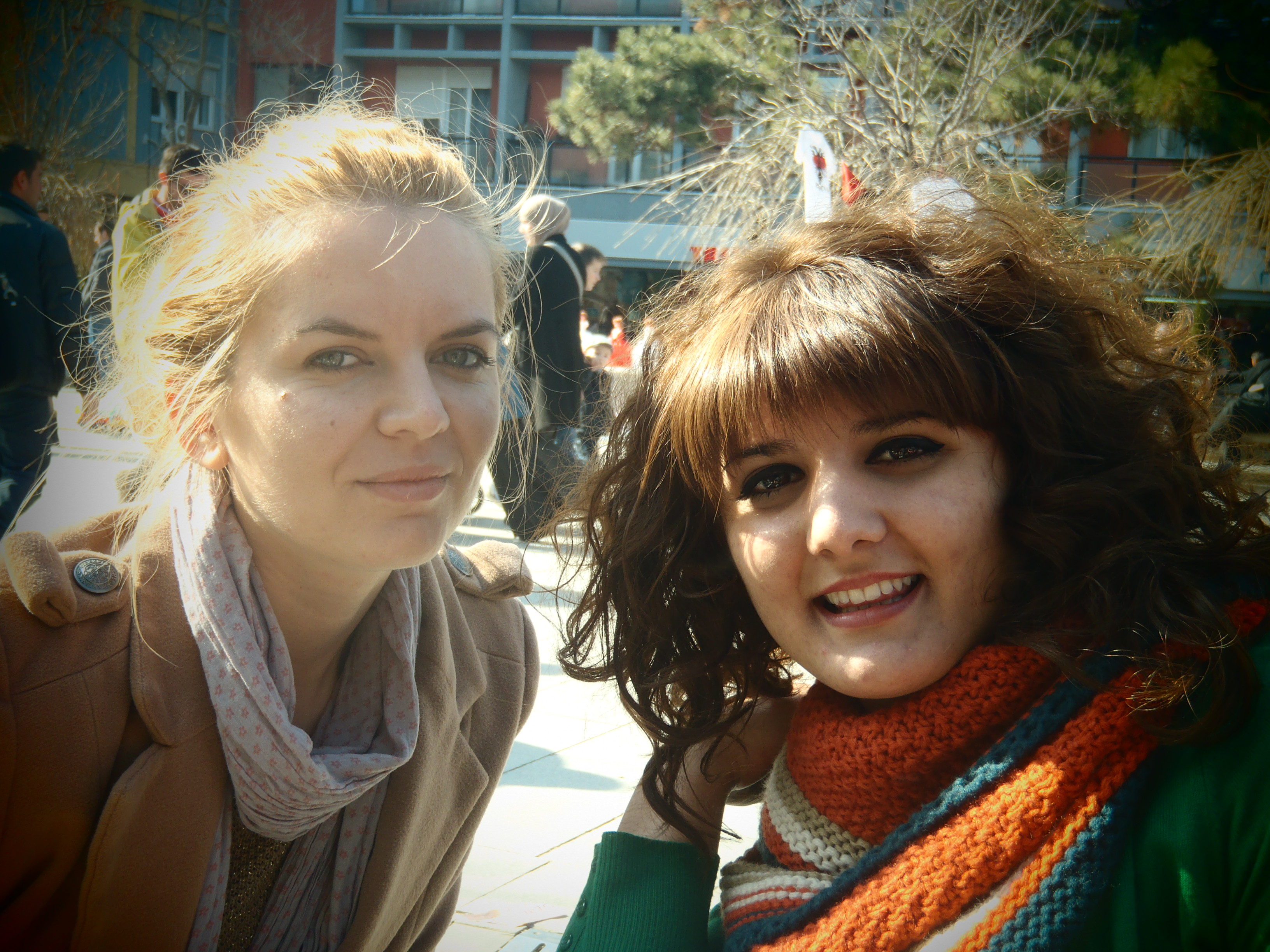 Gresa & Besjana; Pristina, Kosovo; 2013